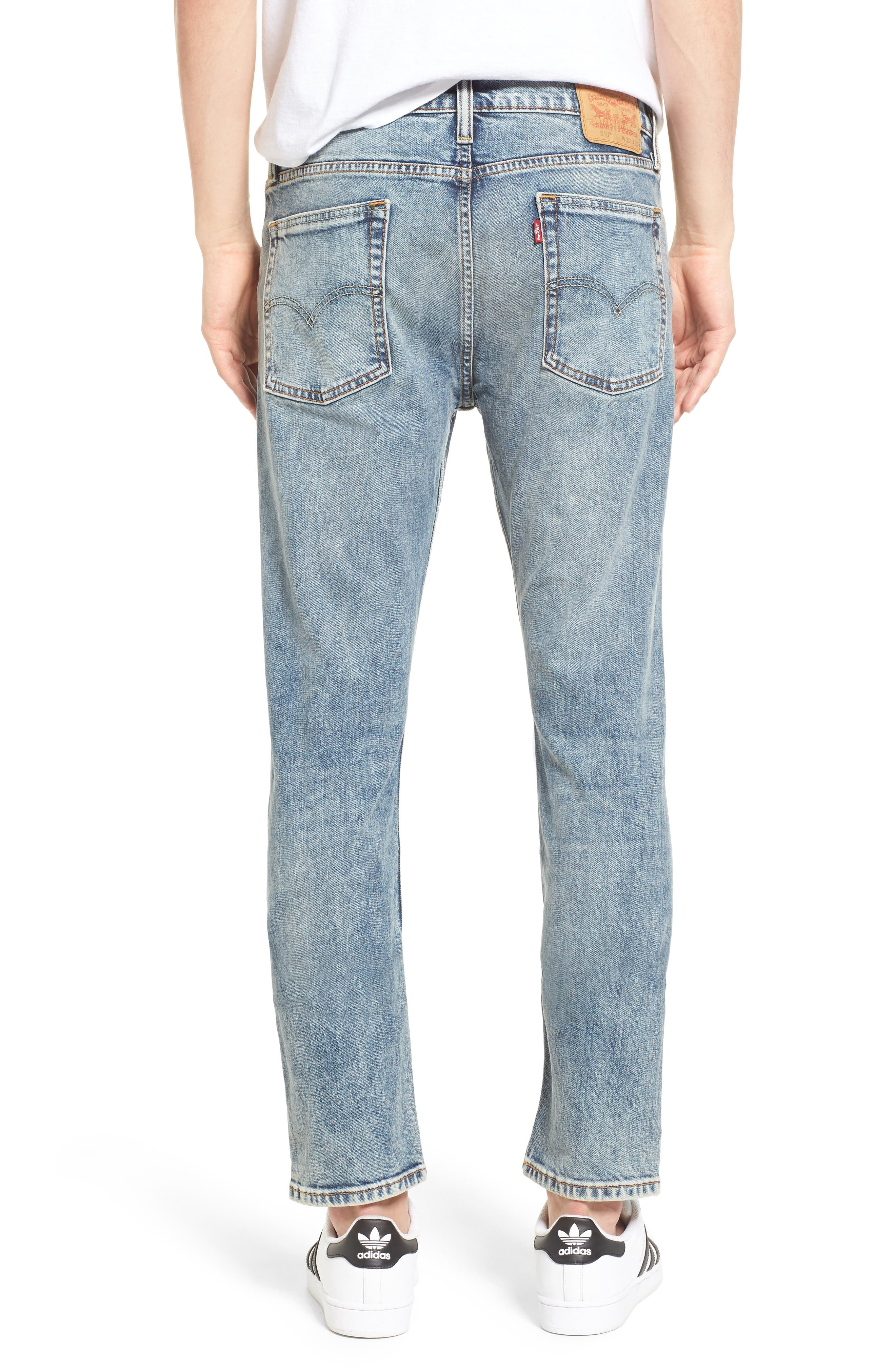 510<sup>™</sup> Skinny Fit Jeans,                             Alternate thumbnail 2, color,                             420