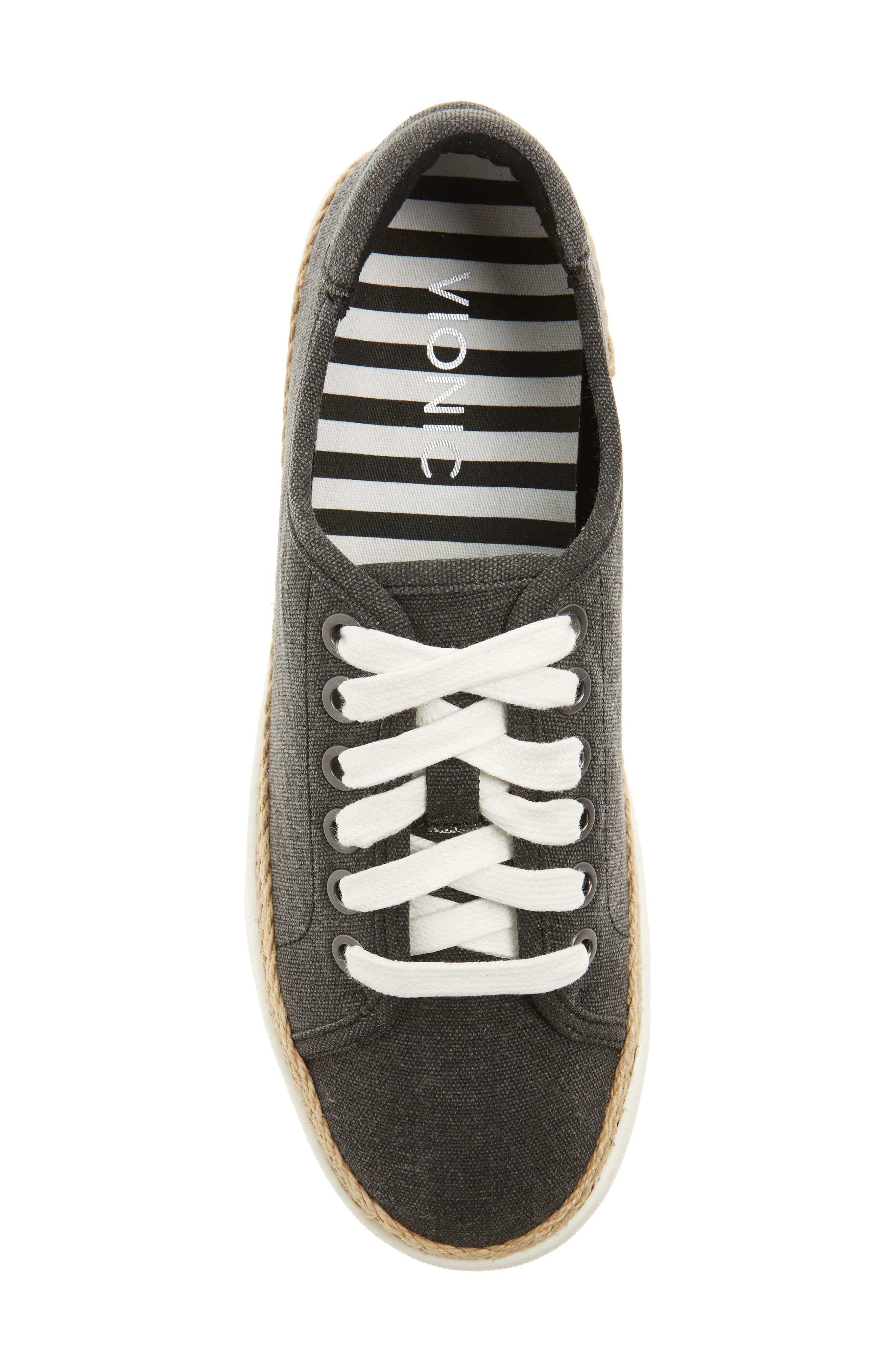 Hattie Sneaker,                             Alternate thumbnail 5, color,                             001