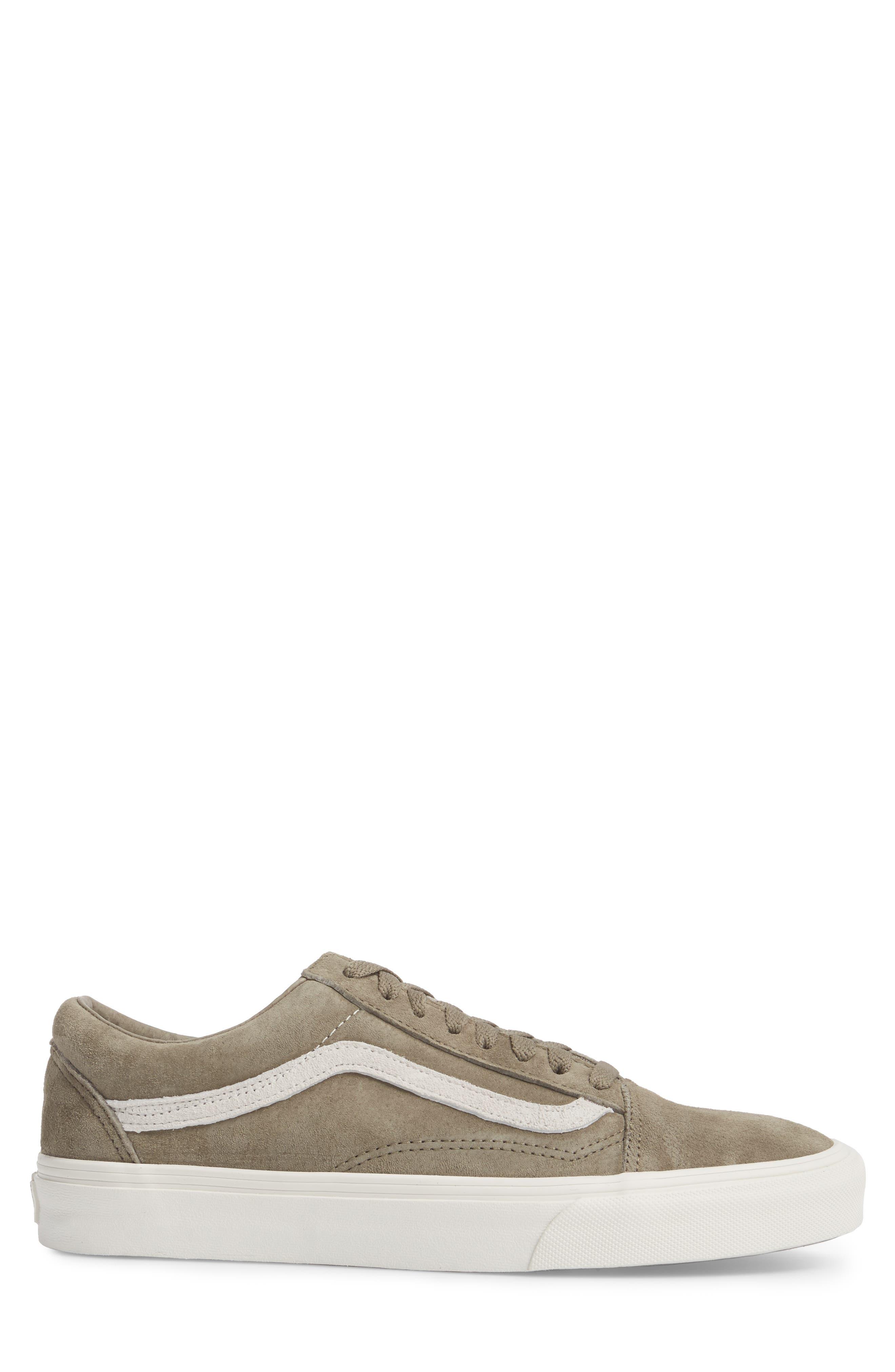 Suede Old Skool Sneaker,                             Alternate thumbnail 3, color,                             020