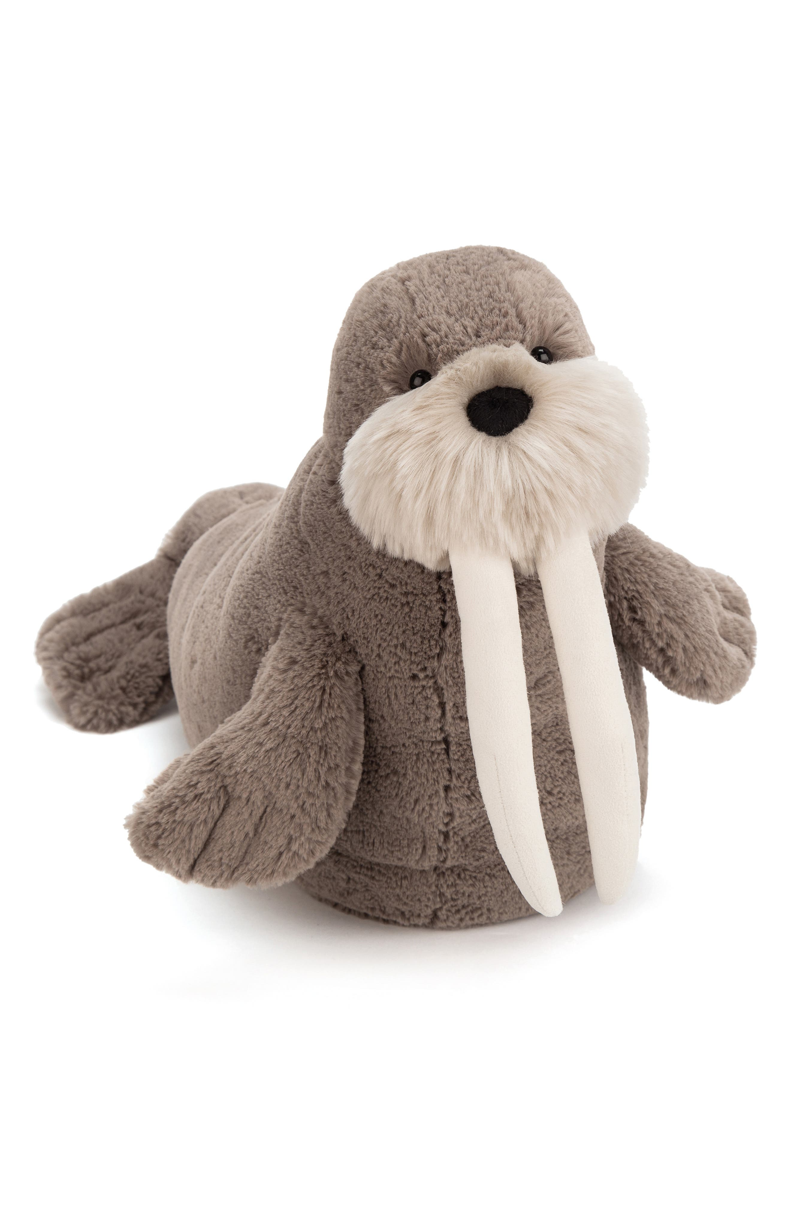 Willy Walrus Stuffed Animal,                             Main thumbnail 1, color,                             030