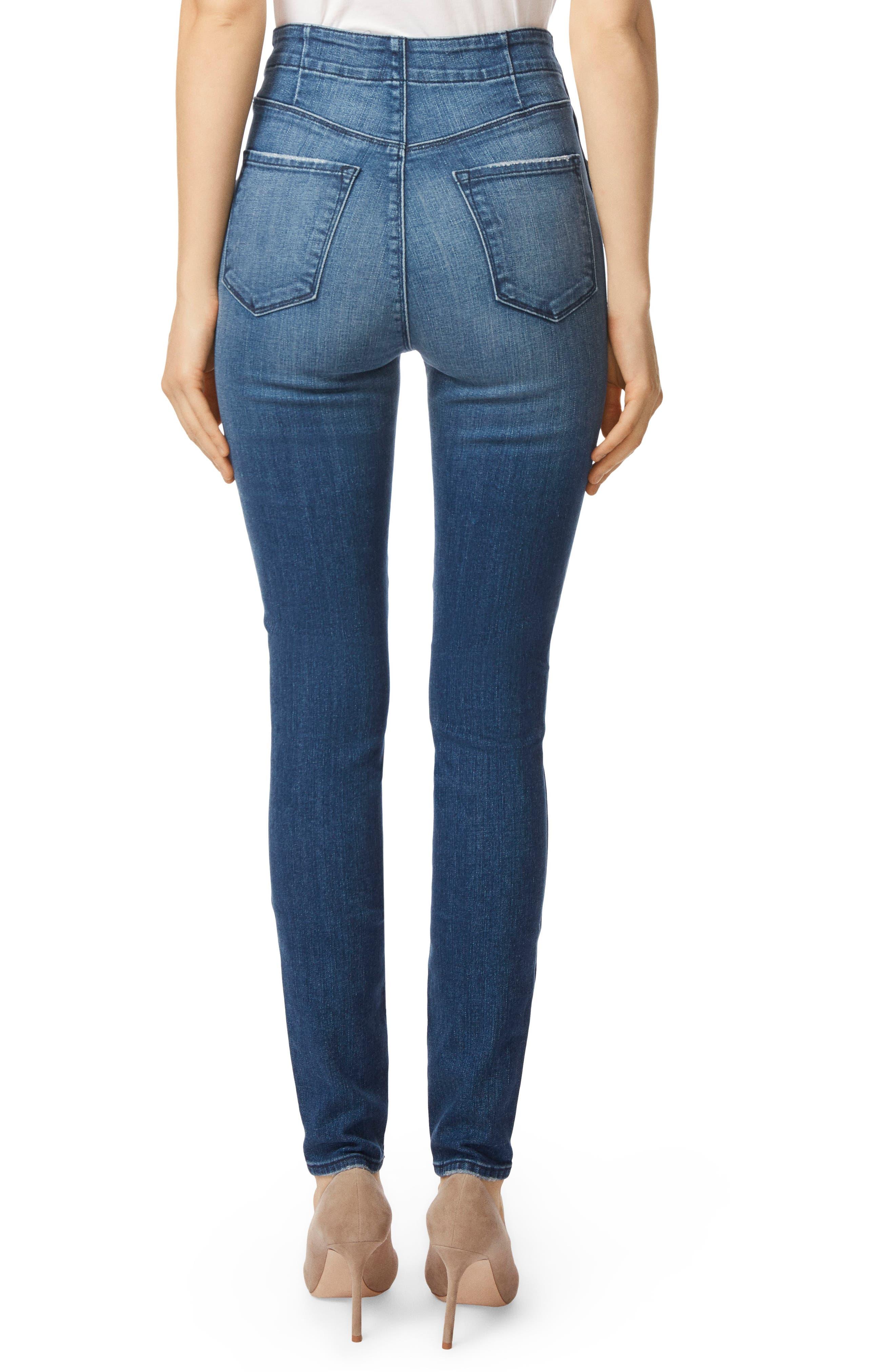 Natasha Sky High High Waist Skinny Jeans,                             Alternate thumbnail 2, color,                             234