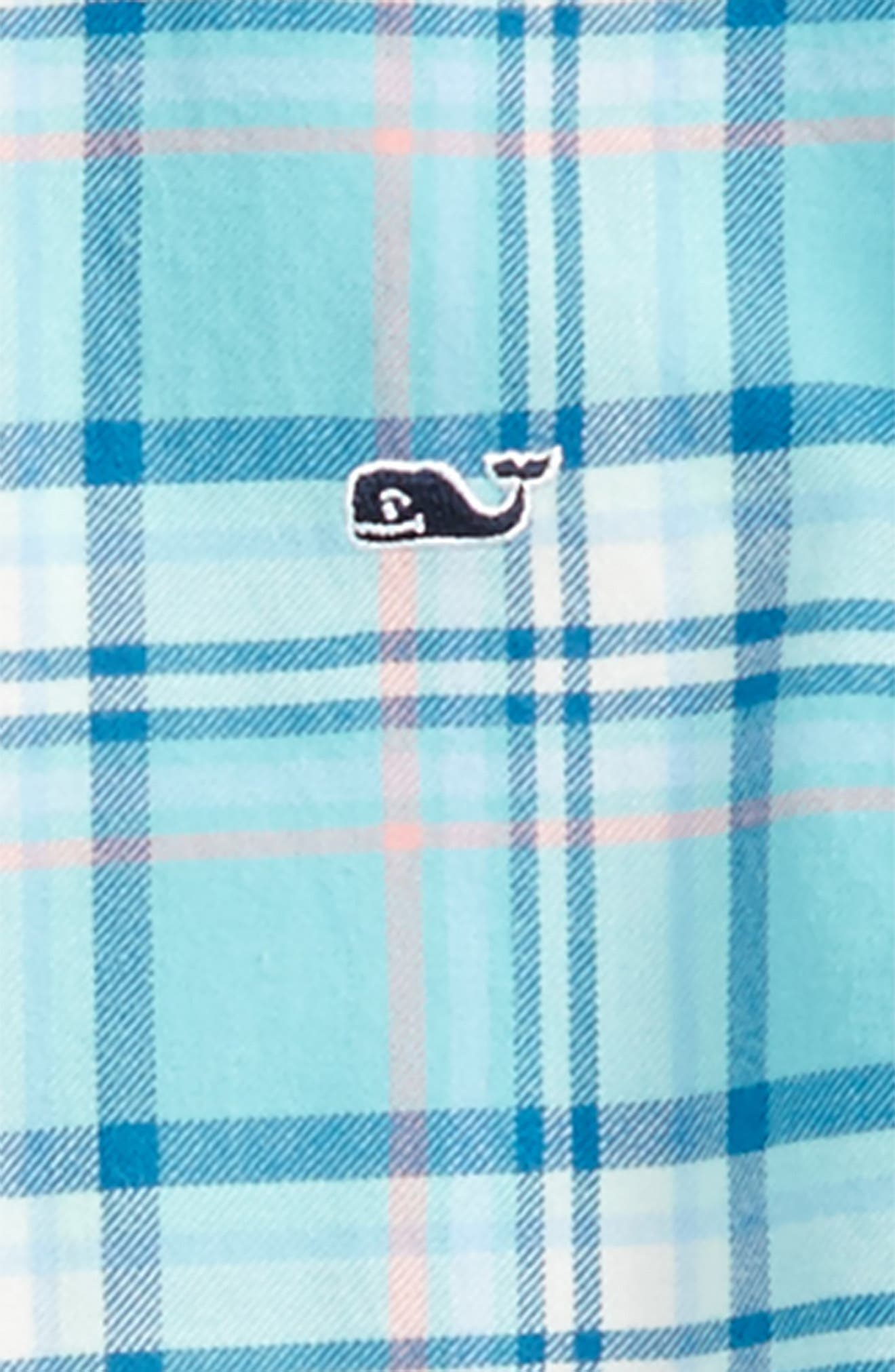 Loblolly Plaid Shirt,                             Alternate thumbnail 2, color,                             442
