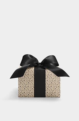 A gift box.