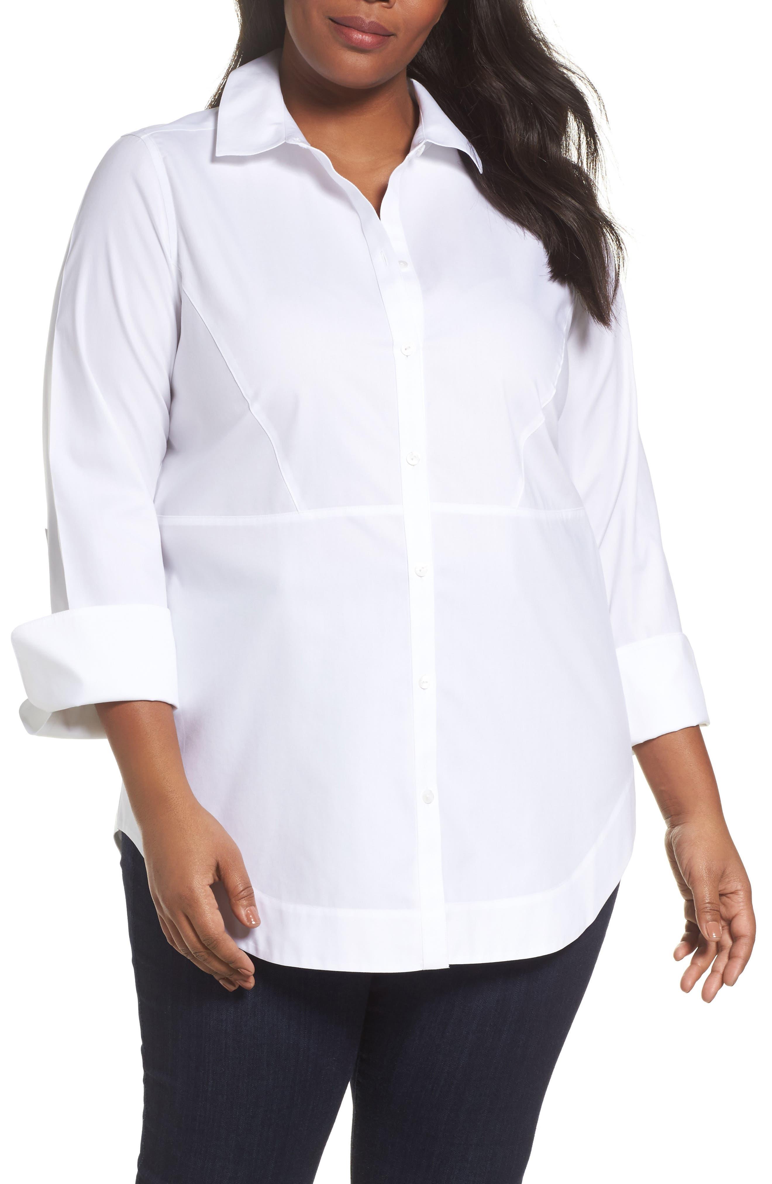 Patrice Solid Shirt,                             Main thumbnail 1, color,                             100