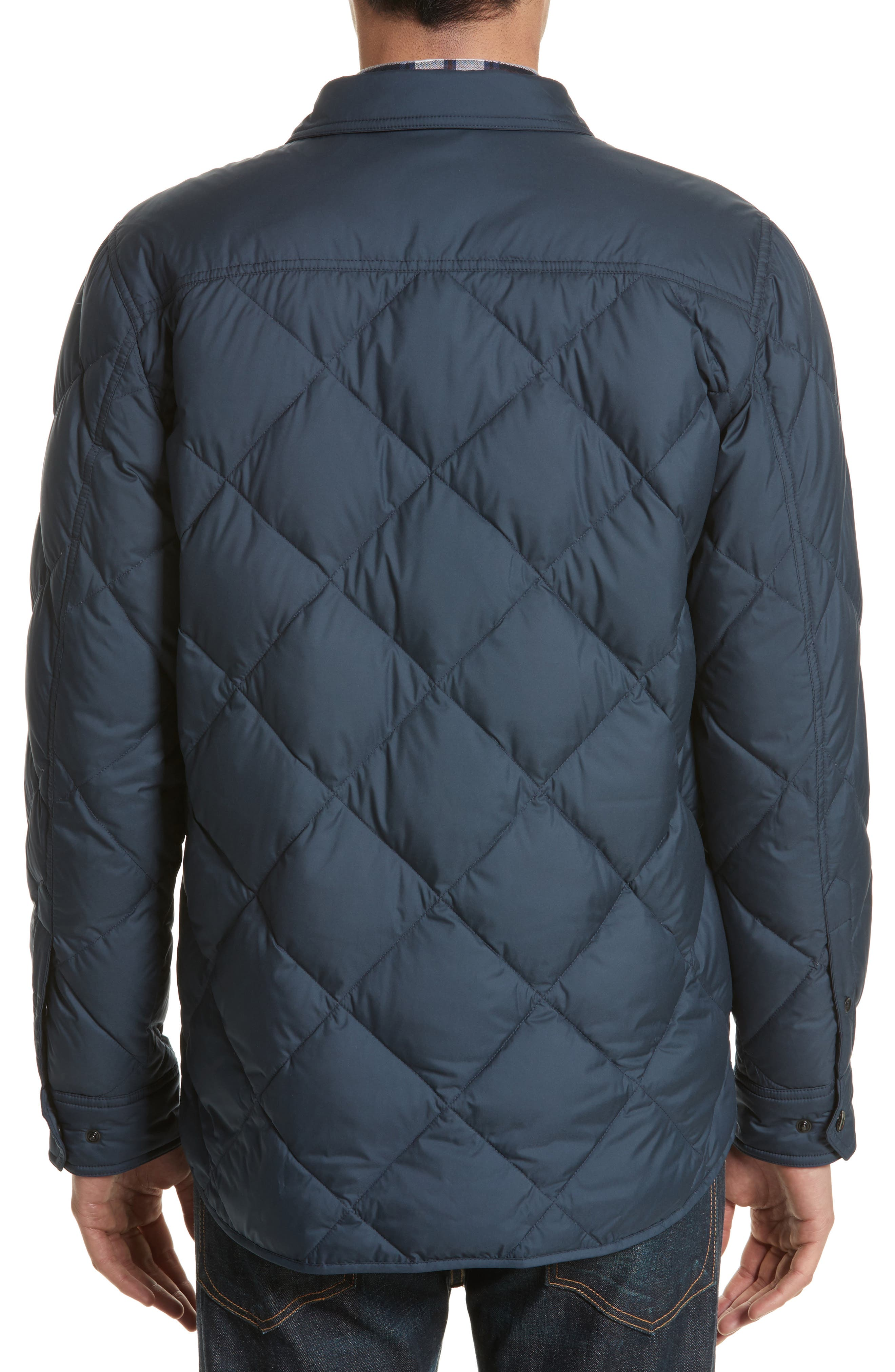 Mallory Quilted Jacket,                             Alternate thumbnail 3, color,                             415
