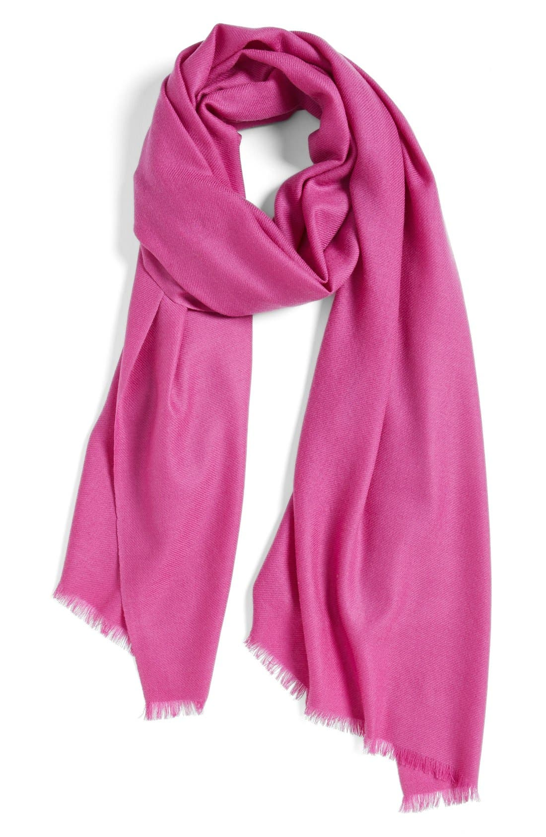 Wool & Cashmere Wrap,                             Main thumbnail 16, color,