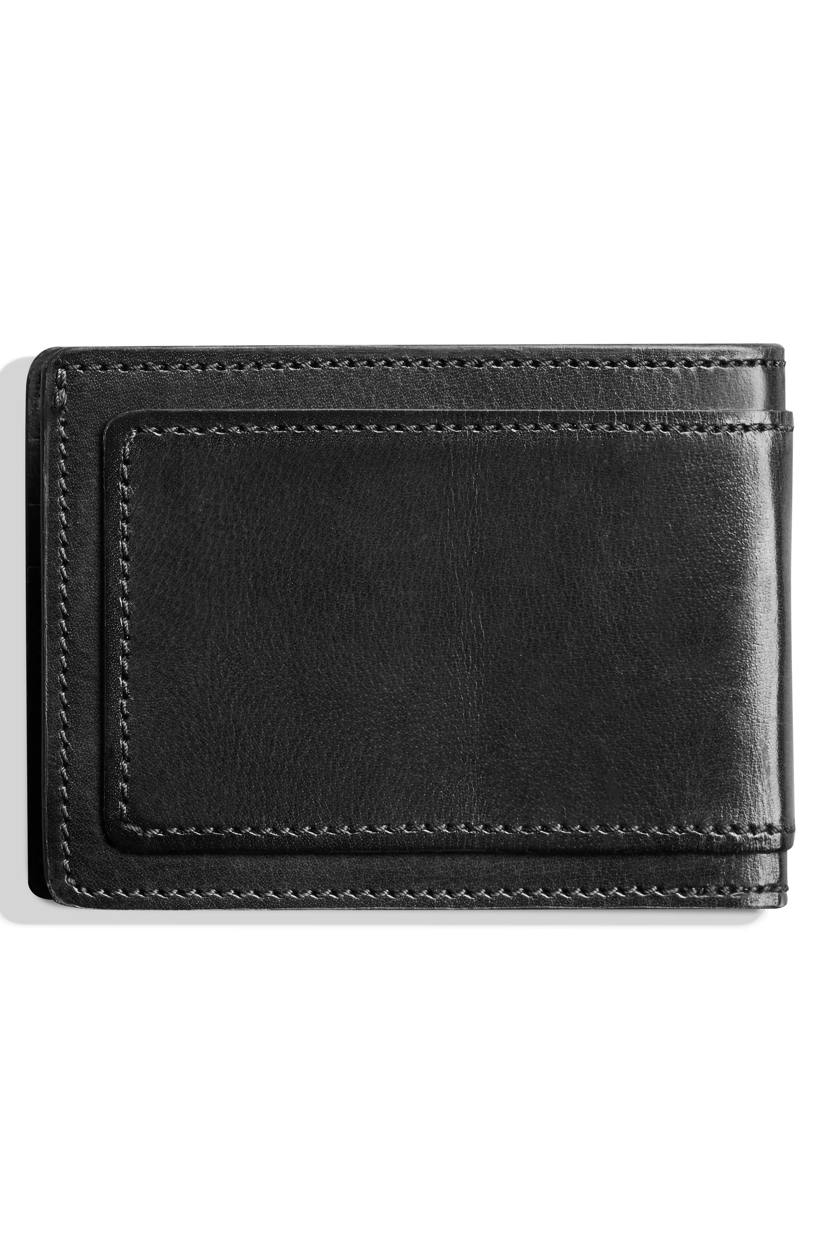 Outlaw Wallet,                             Alternate thumbnail 3, color,                             BLACK