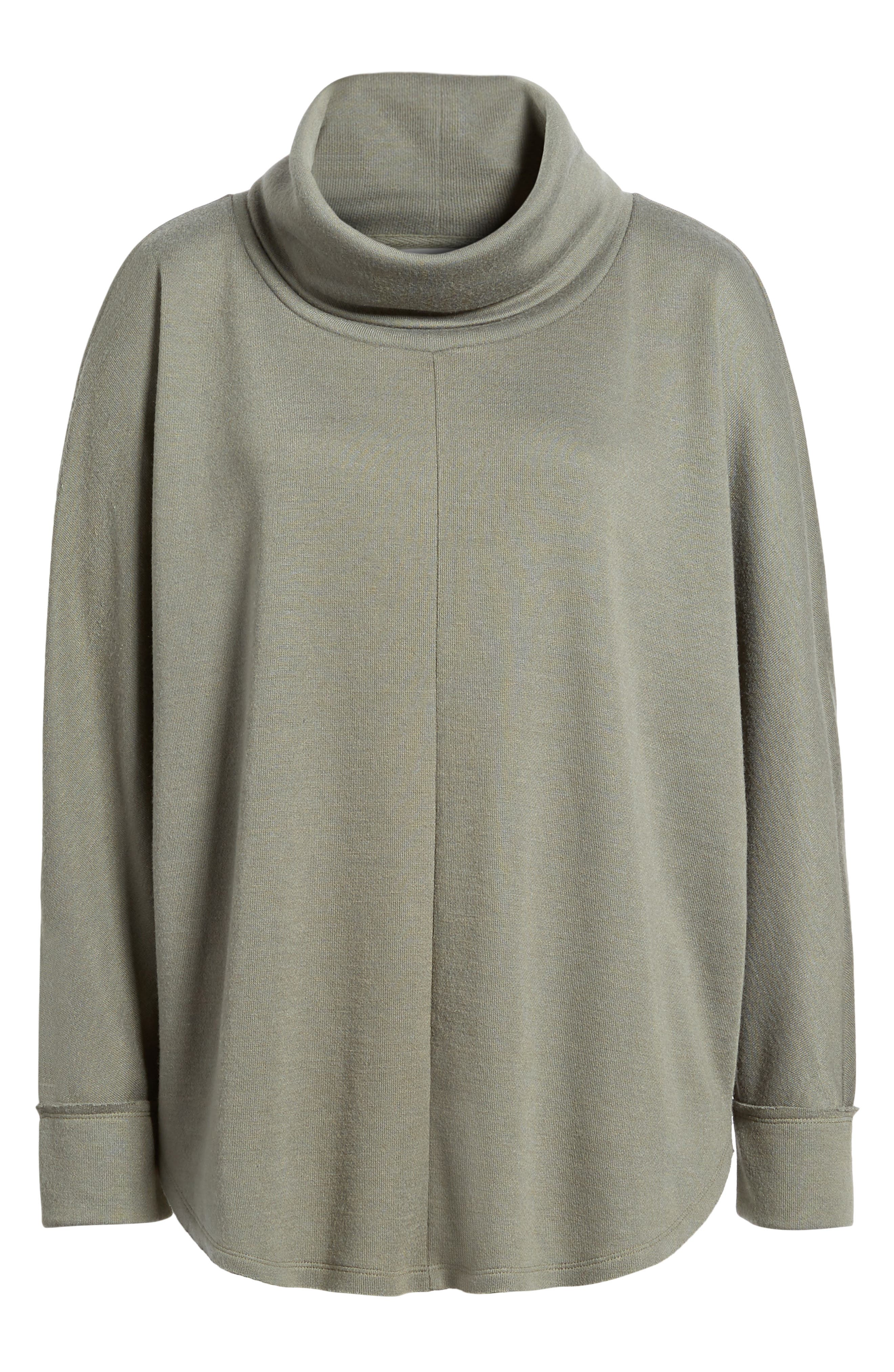Cowl Neck Pullover,                             Alternate thumbnail 23, color,