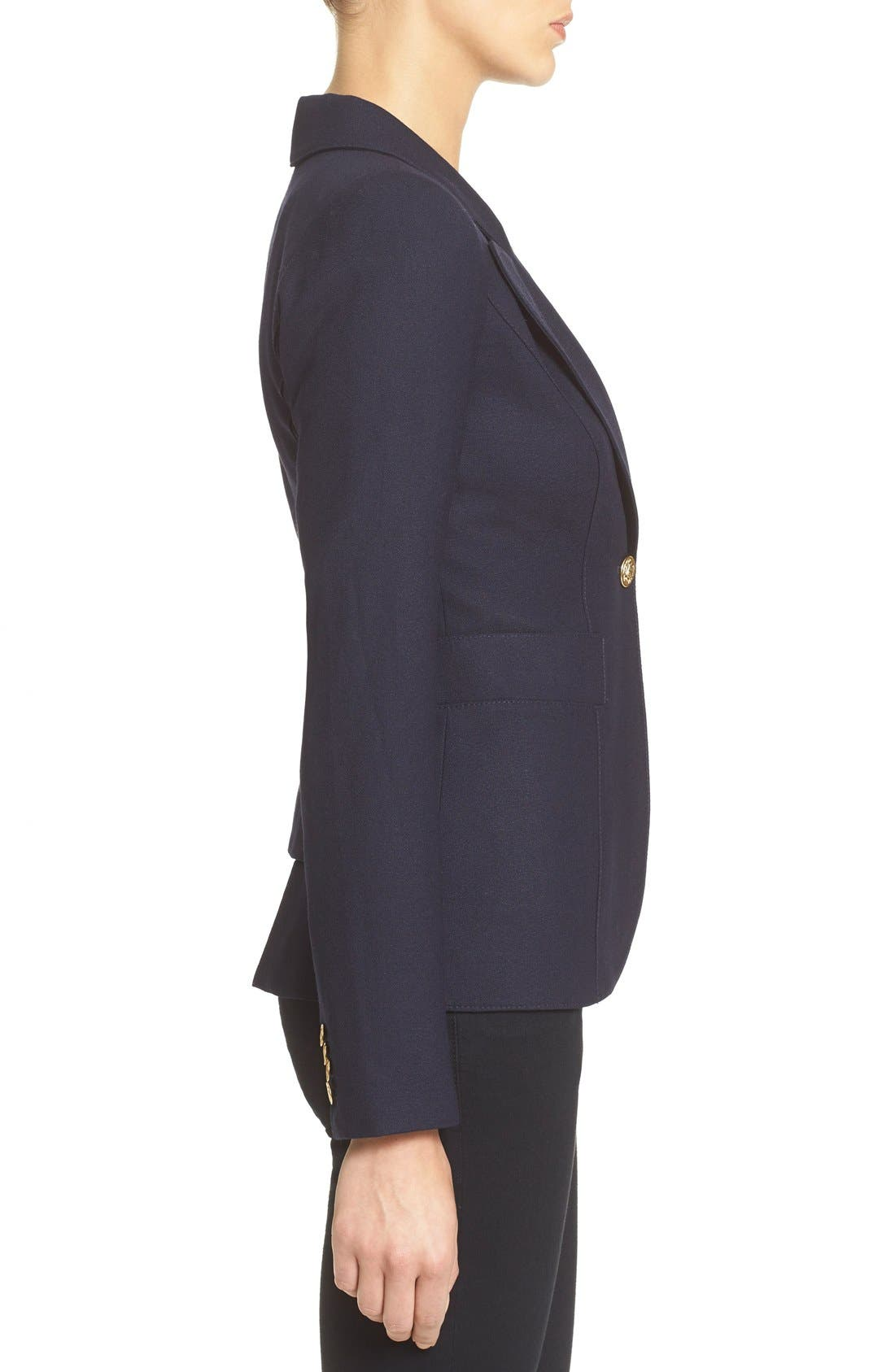 'Duchess' Single Button Blazer,                             Alternate thumbnail 23, color,