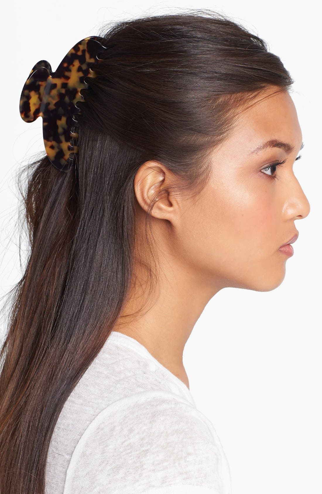 'Jumbo Couture' Jaw Clip,                             Main thumbnail 2, color,