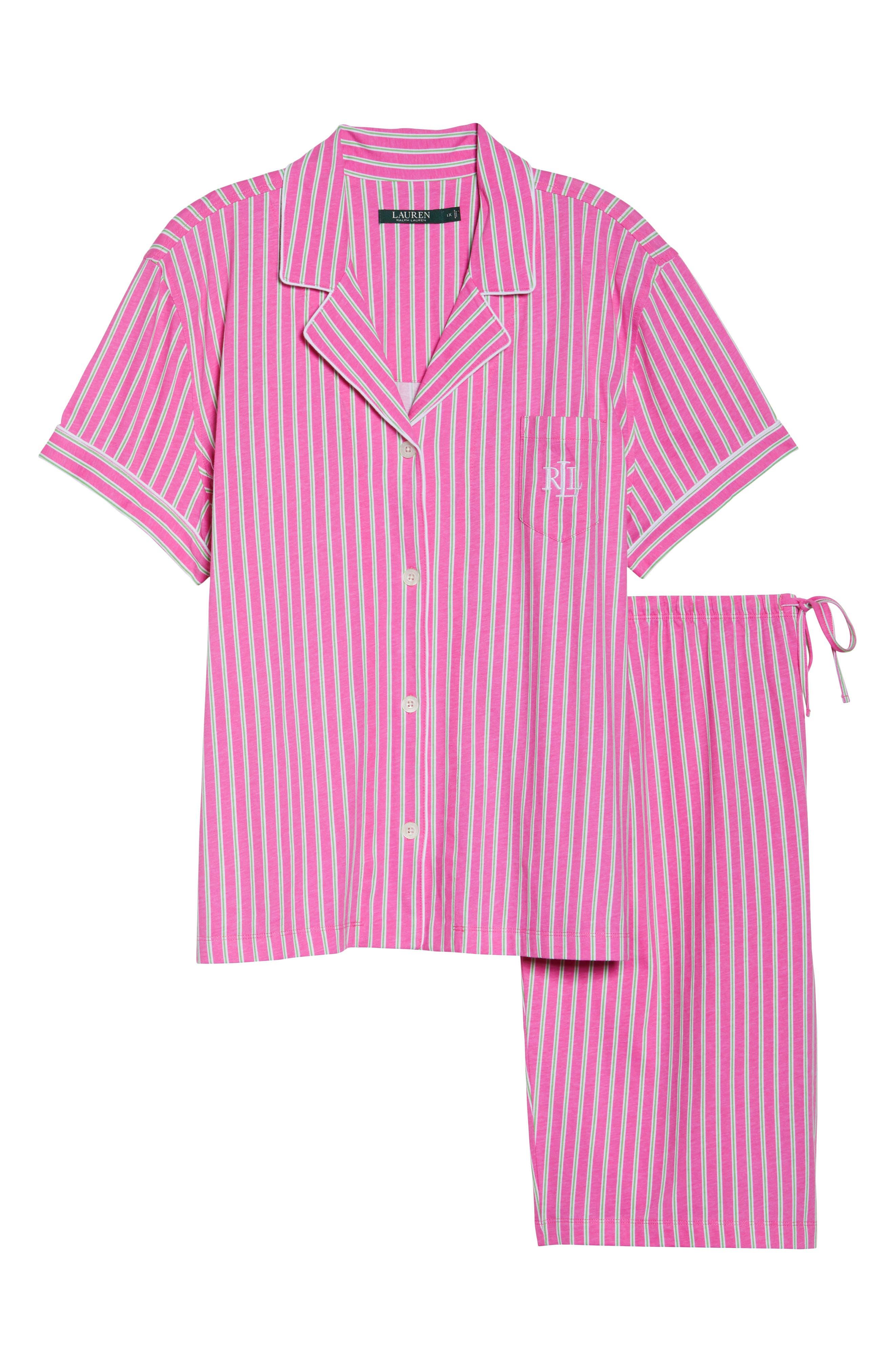 Bermuda Pajamas,                             Alternate thumbnail 6, color,