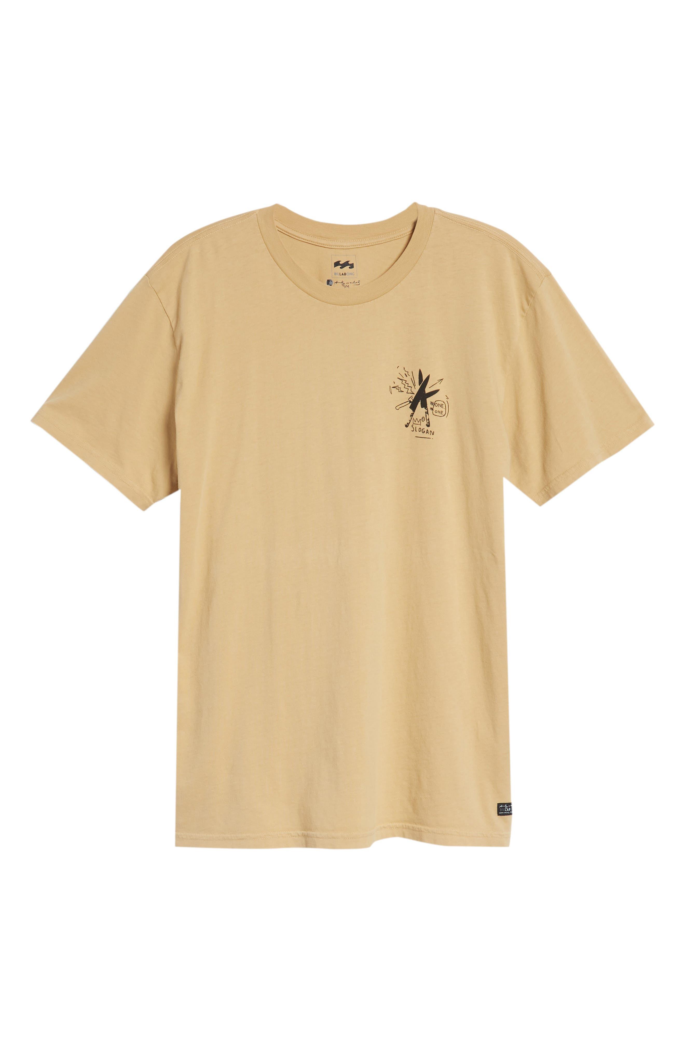 x Warhol Slogan T-Shirt,                             Alternate thumbnail 6, color,                             250