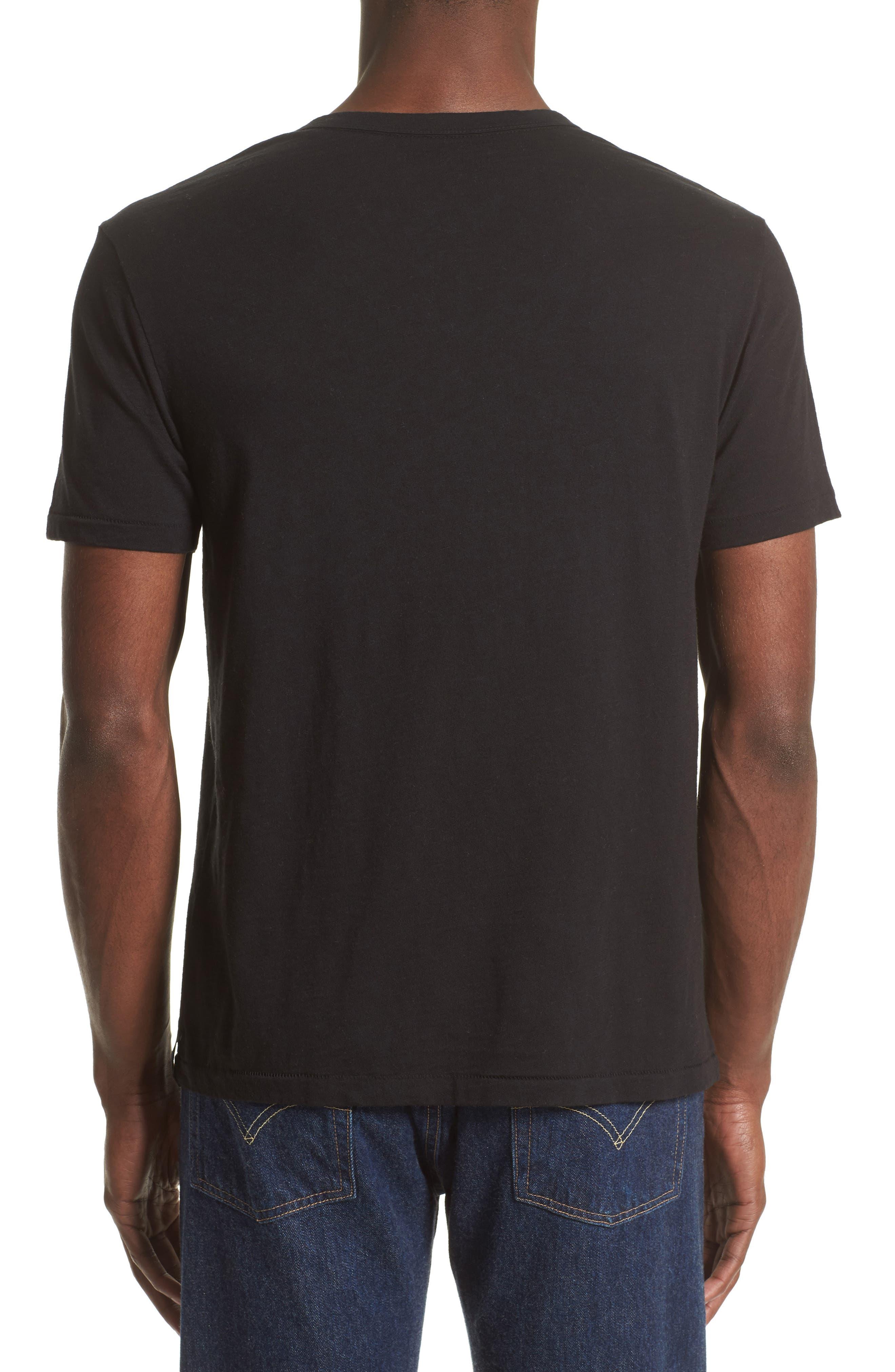 'Classic' Pocket T-Shirt,                             Alternate thumbnail 5, color,
