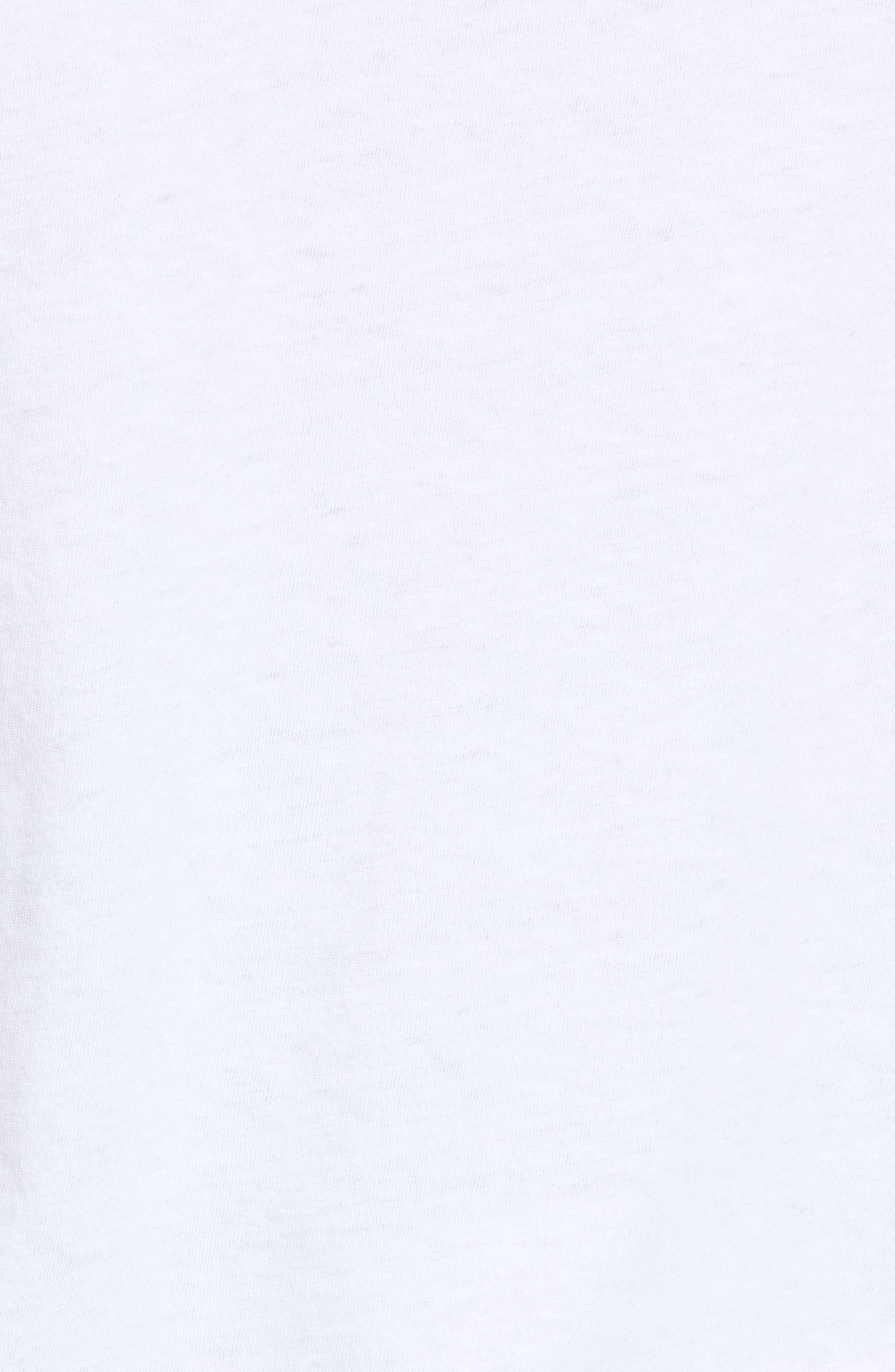 Crewneck Jersey T-Shirt,                             Alternate thumbnail 429, color,