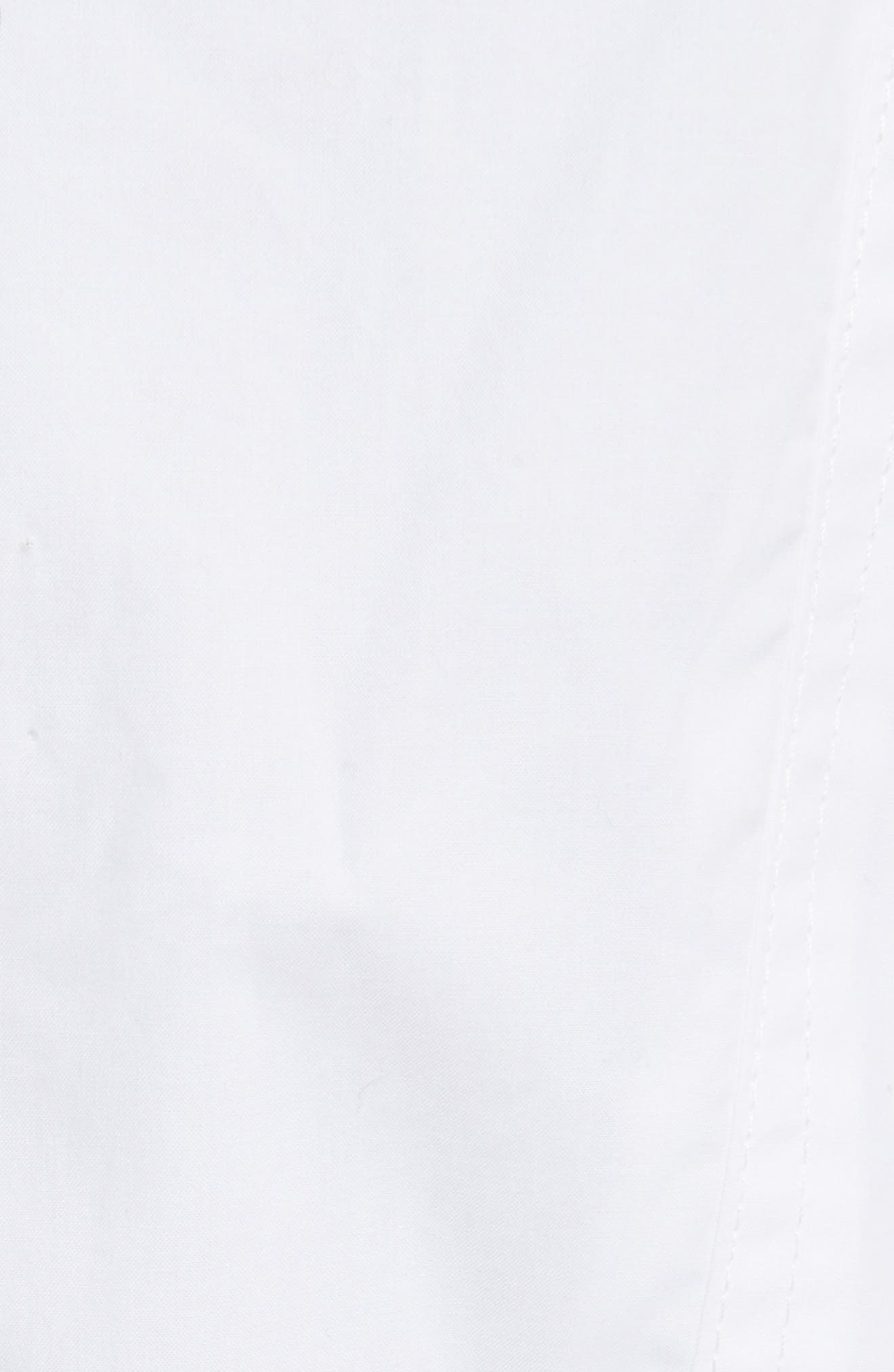 Antoinette Ruffle Sleeve Blouse,                             Alternate thumbnail 5, color,