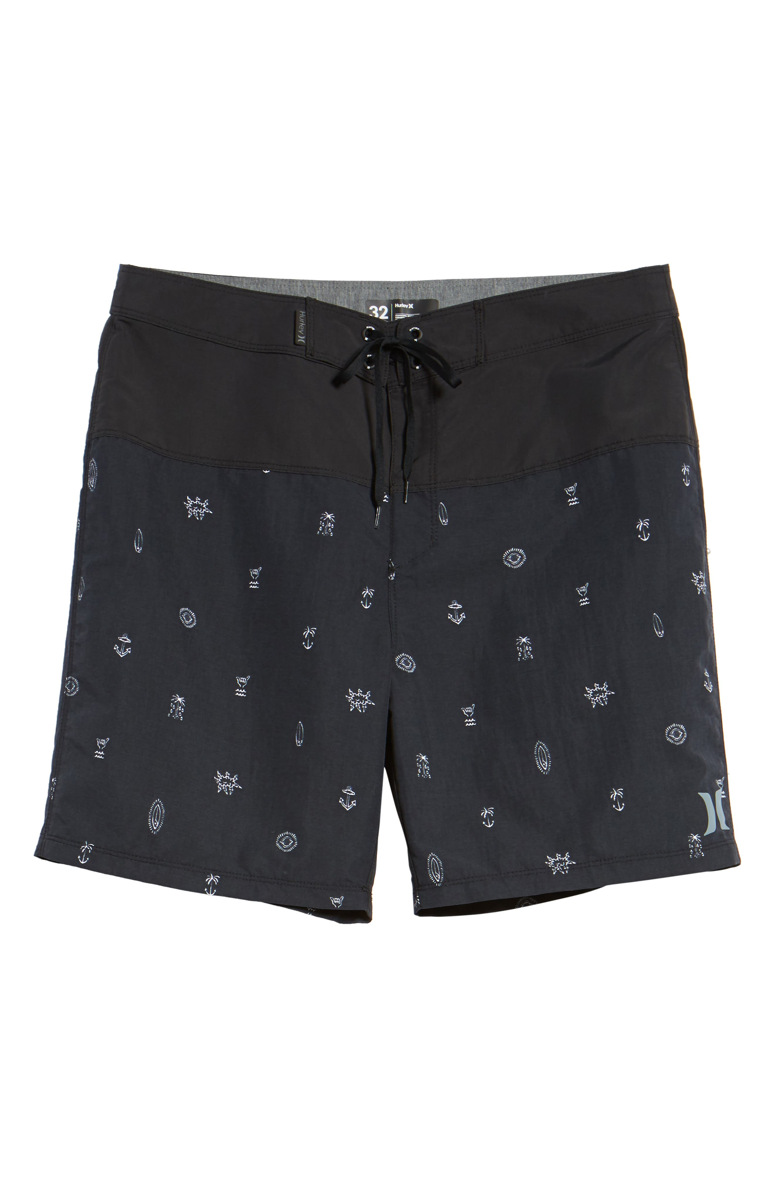 School Yards Board Shorts,                             Alternate thumbnail 6, color,                             010