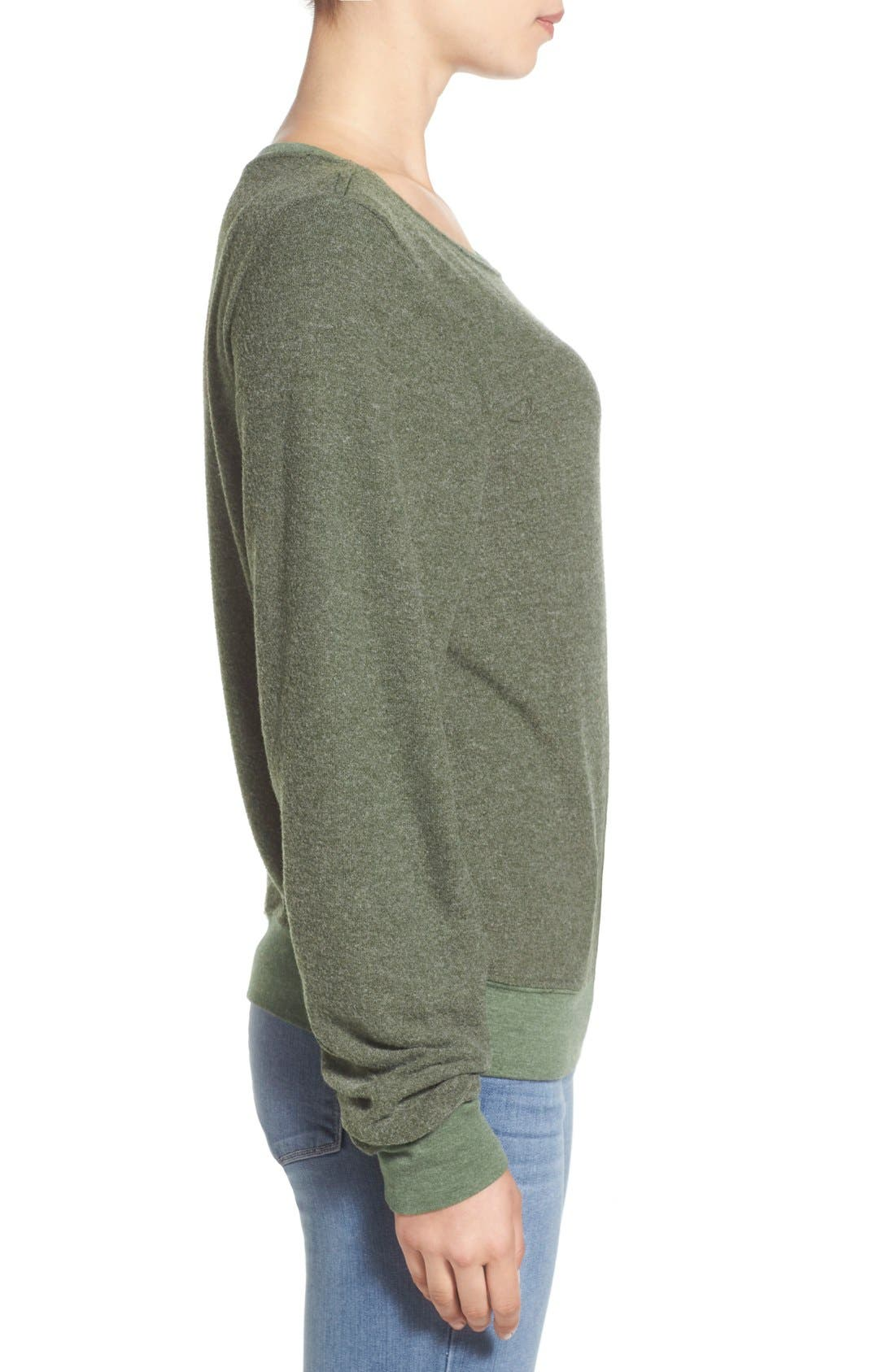 'Baggy Beach Jumper' Pullover,                             Alternate thumbnail 108, color,