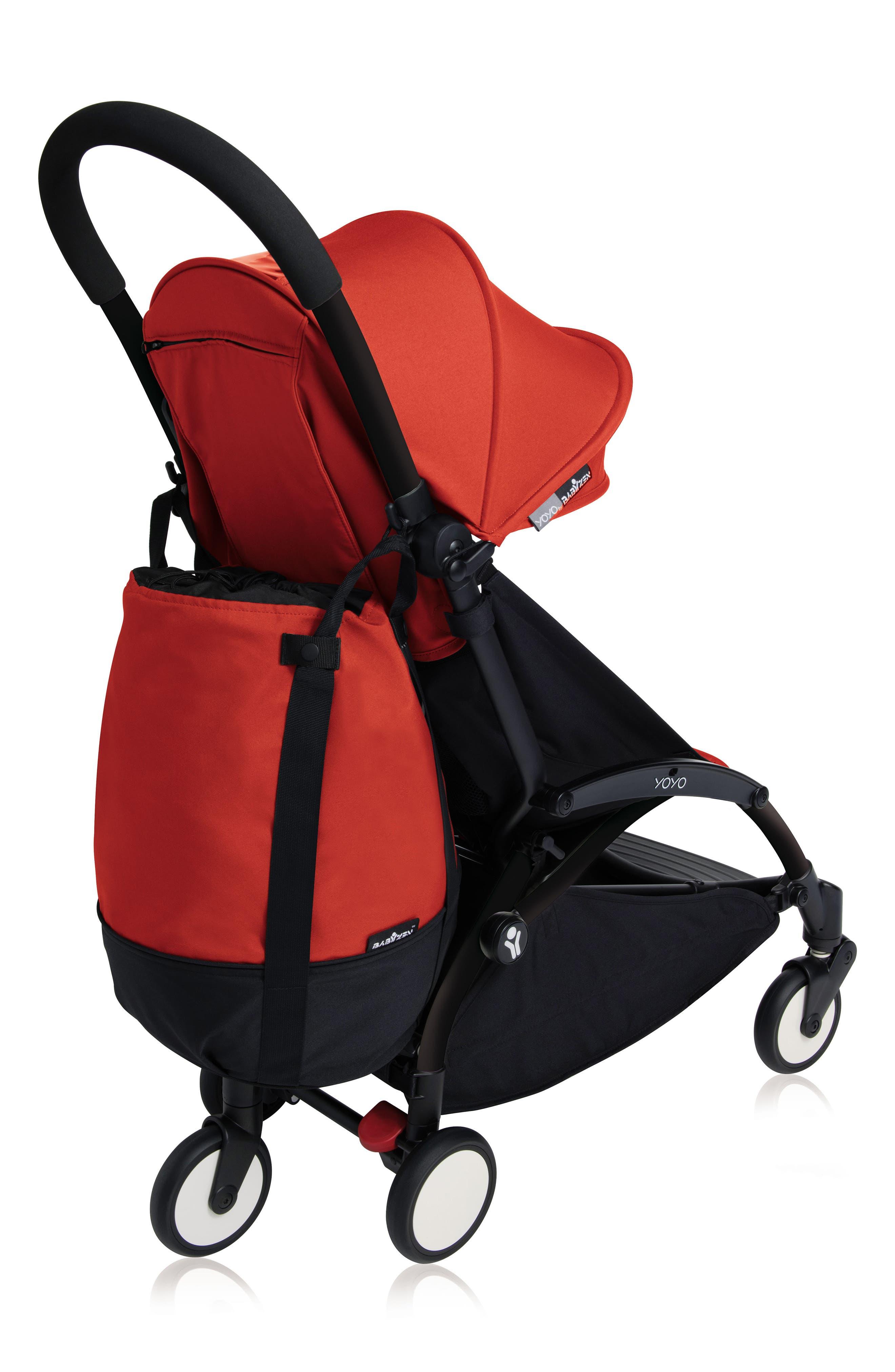 Infant Babyzen(TM) Yoyo Rolling Stroller Bag Size One Size  Red