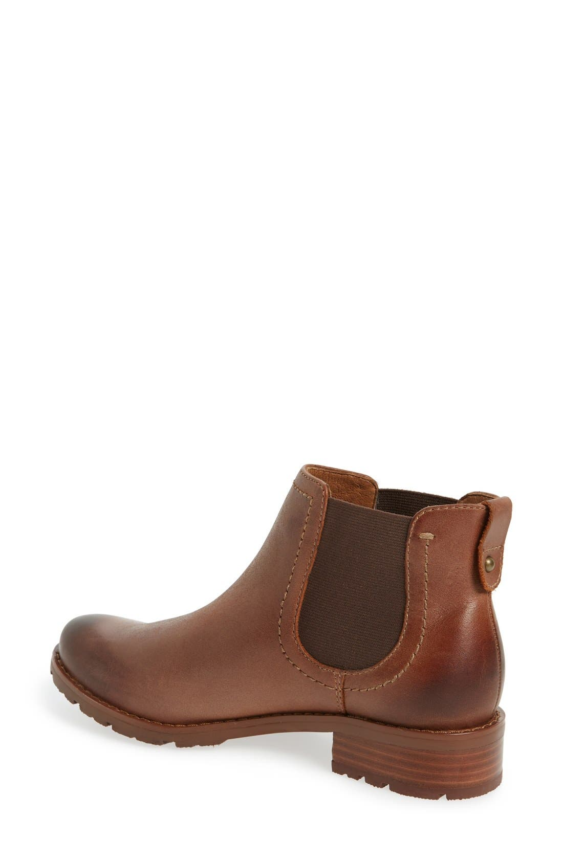 'Selby' Chelsea Bootie,                             Alternate thumbnail 19, color,