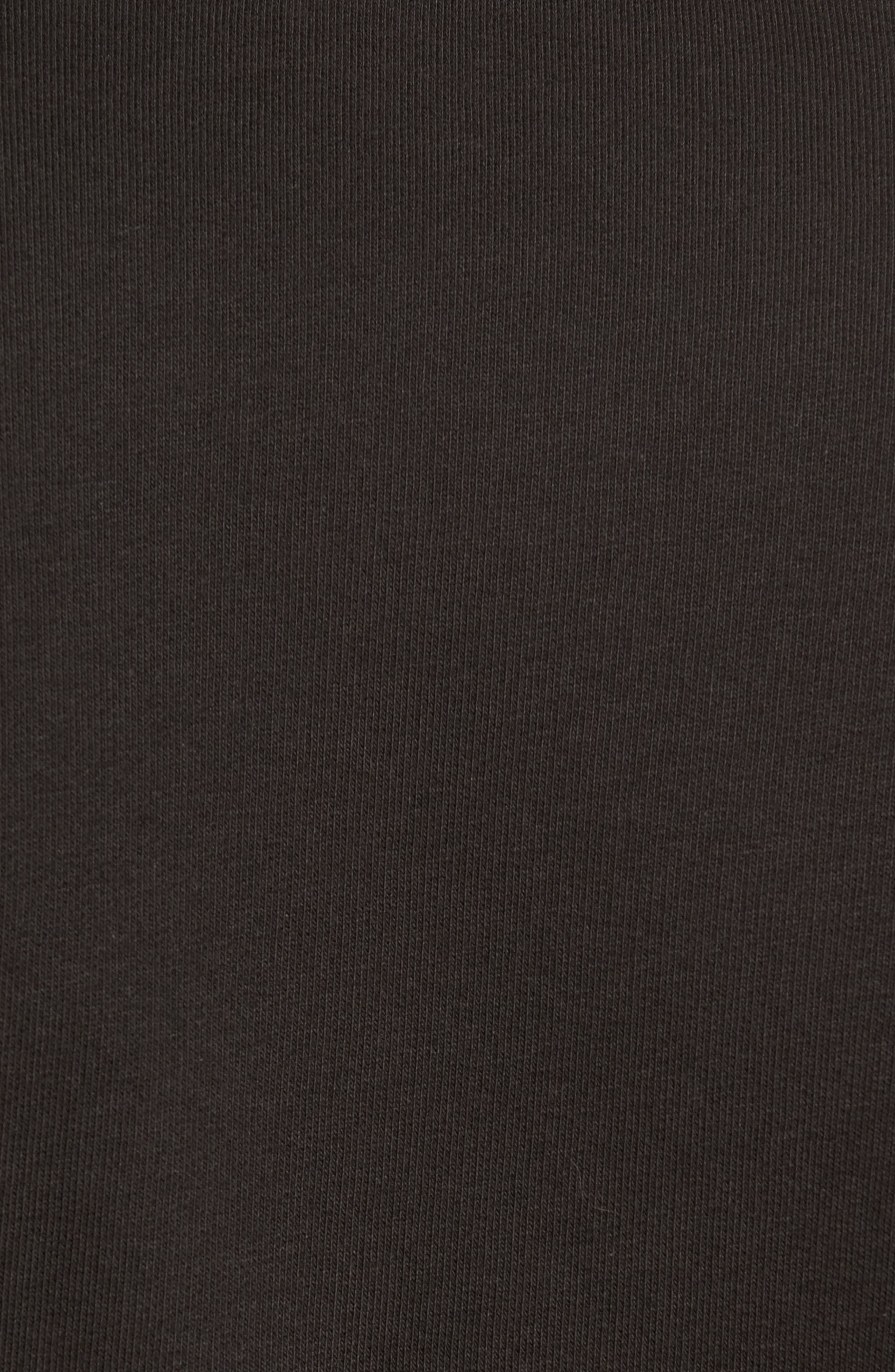 Lounge Crewneck Sweatshirt,                             Alternate thumbnail 5, color,                             002