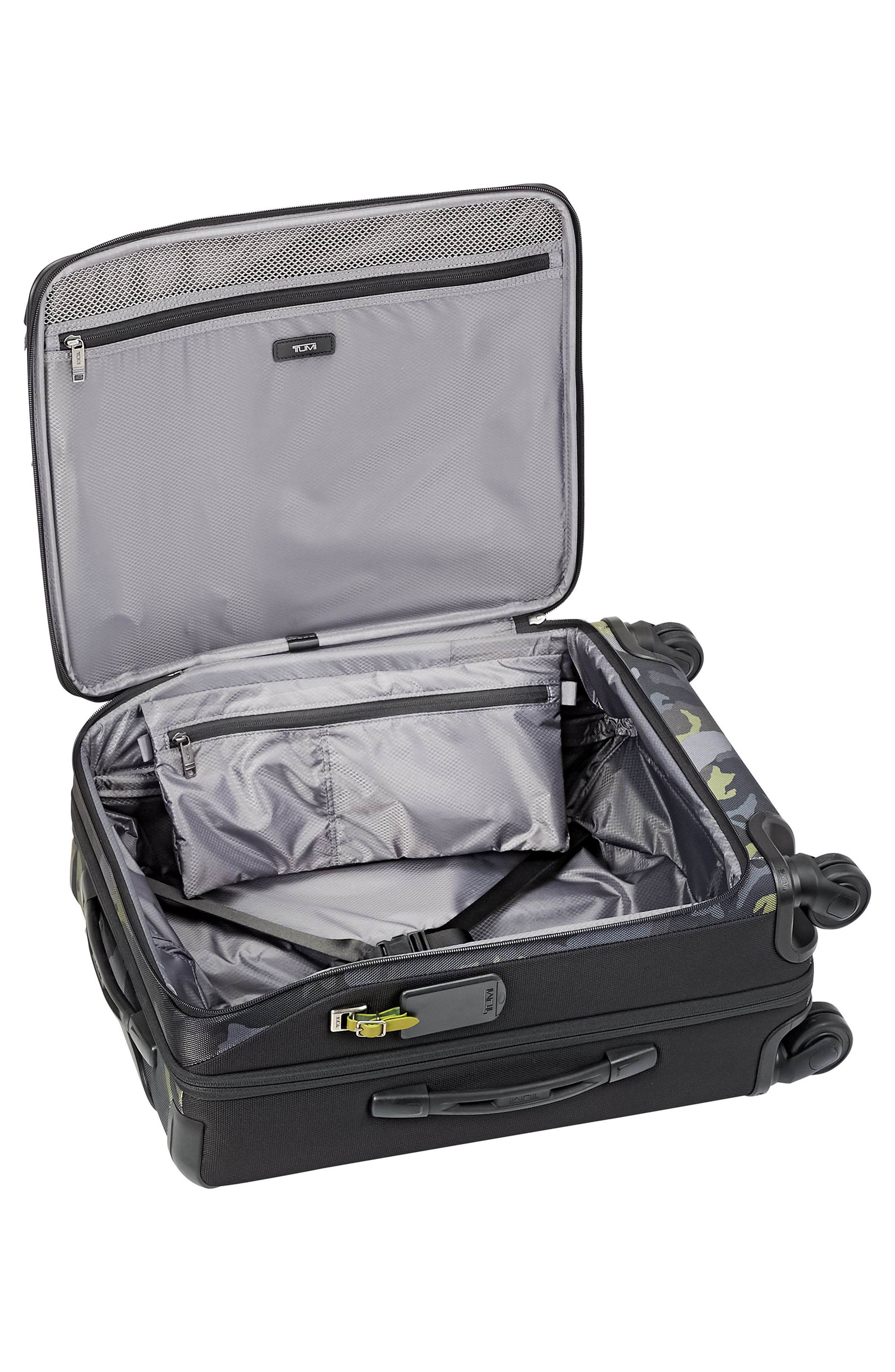 Merge - 22-Inch Continental Expandable Rolling Carry-On,                             Alternate thumbnail 6, color,