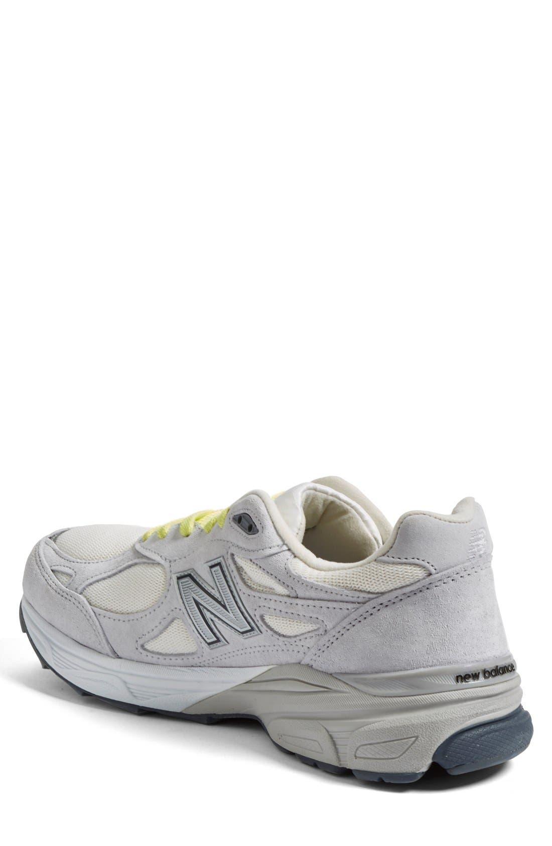 '990v3' Running Shoe,                             Alternate thumbnail 6, color,                             020