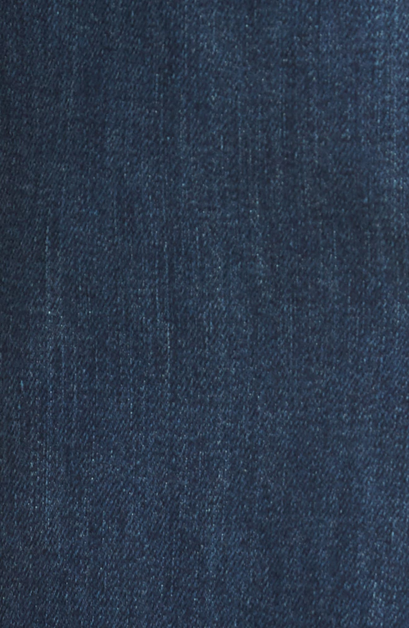 Brixton Slim Straight Fit Jeans,                             Alternate thumbnail 5, color,                             400