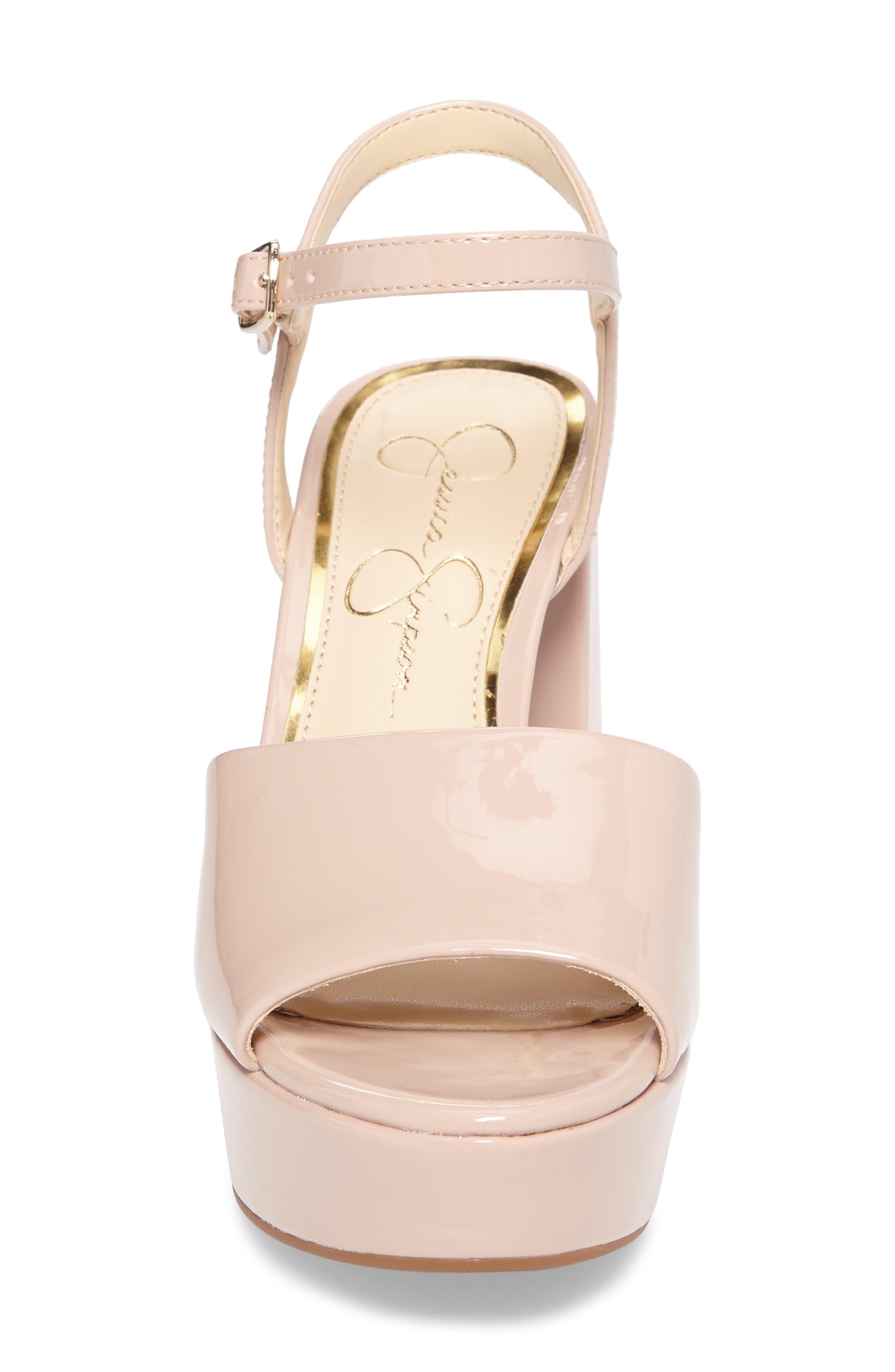 Kerrick Platform Sandal,                             Alternate thumbnail 8, color,