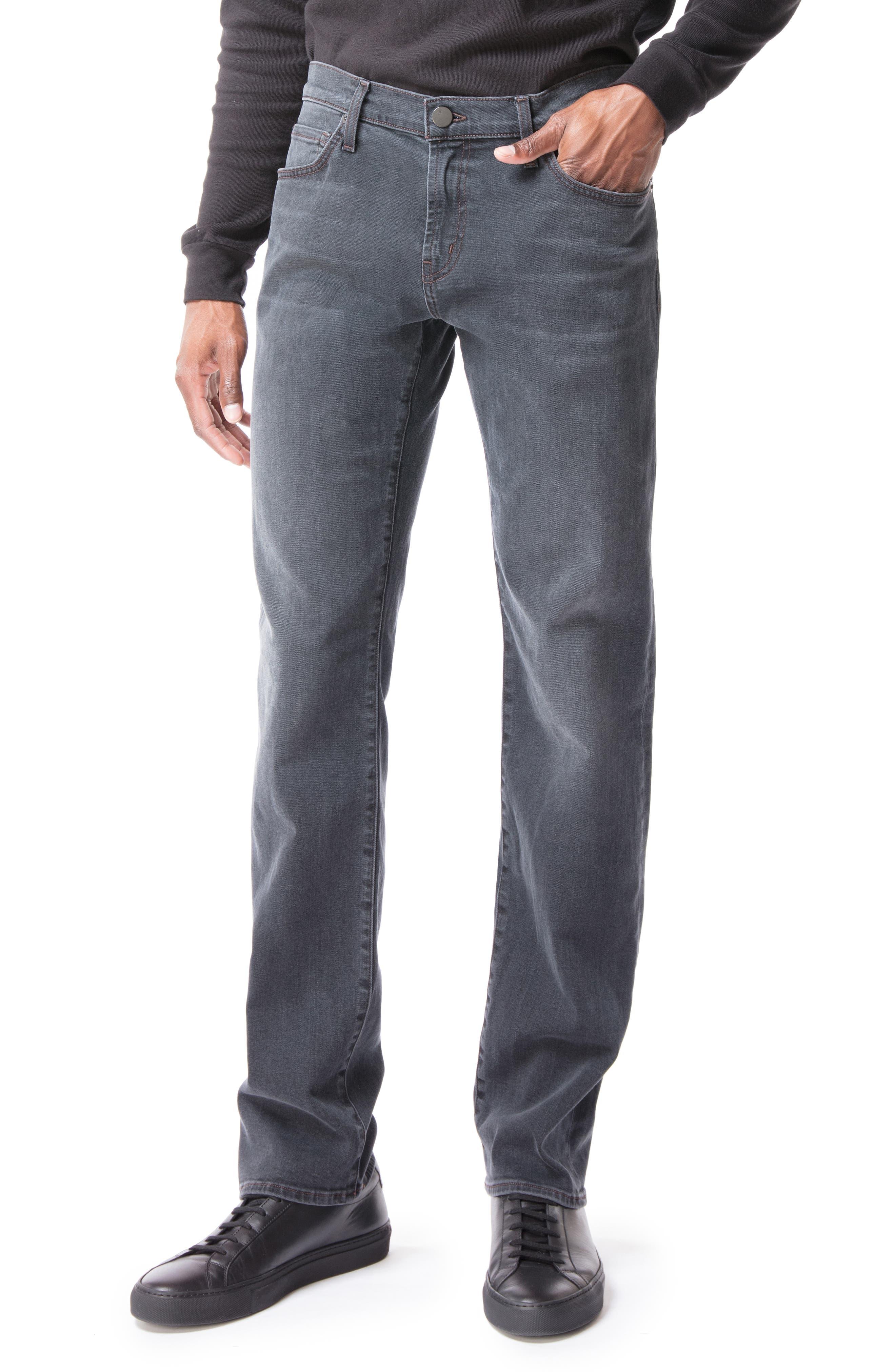 Kane Slim Straight Leg Jeans,                             Main thumbnail 1, color,                             018