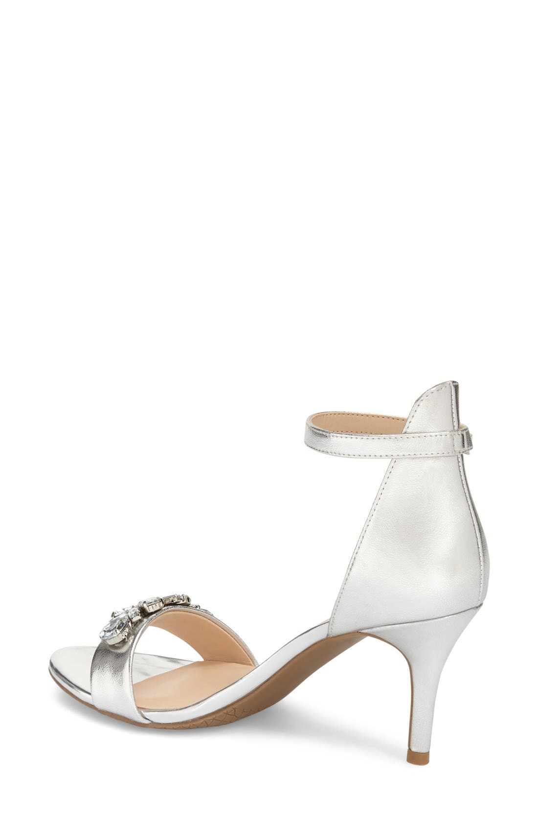 'Luminate' Open Toe Dress Sandal,                             Alternate thumbnail 72, color,