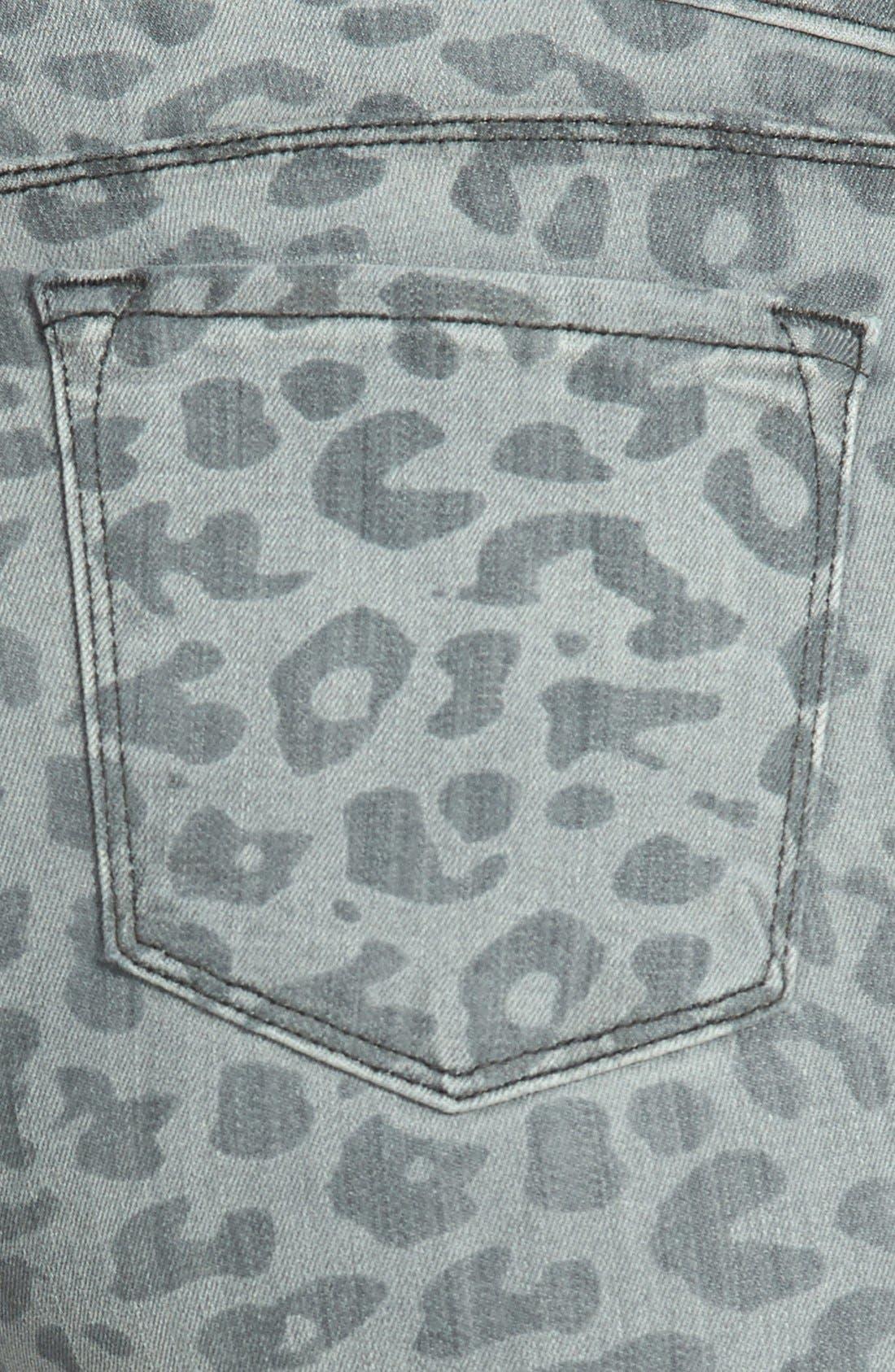 '620' Mid Rise Skinny Jeans,                             Alternate thumbnail 17, color,