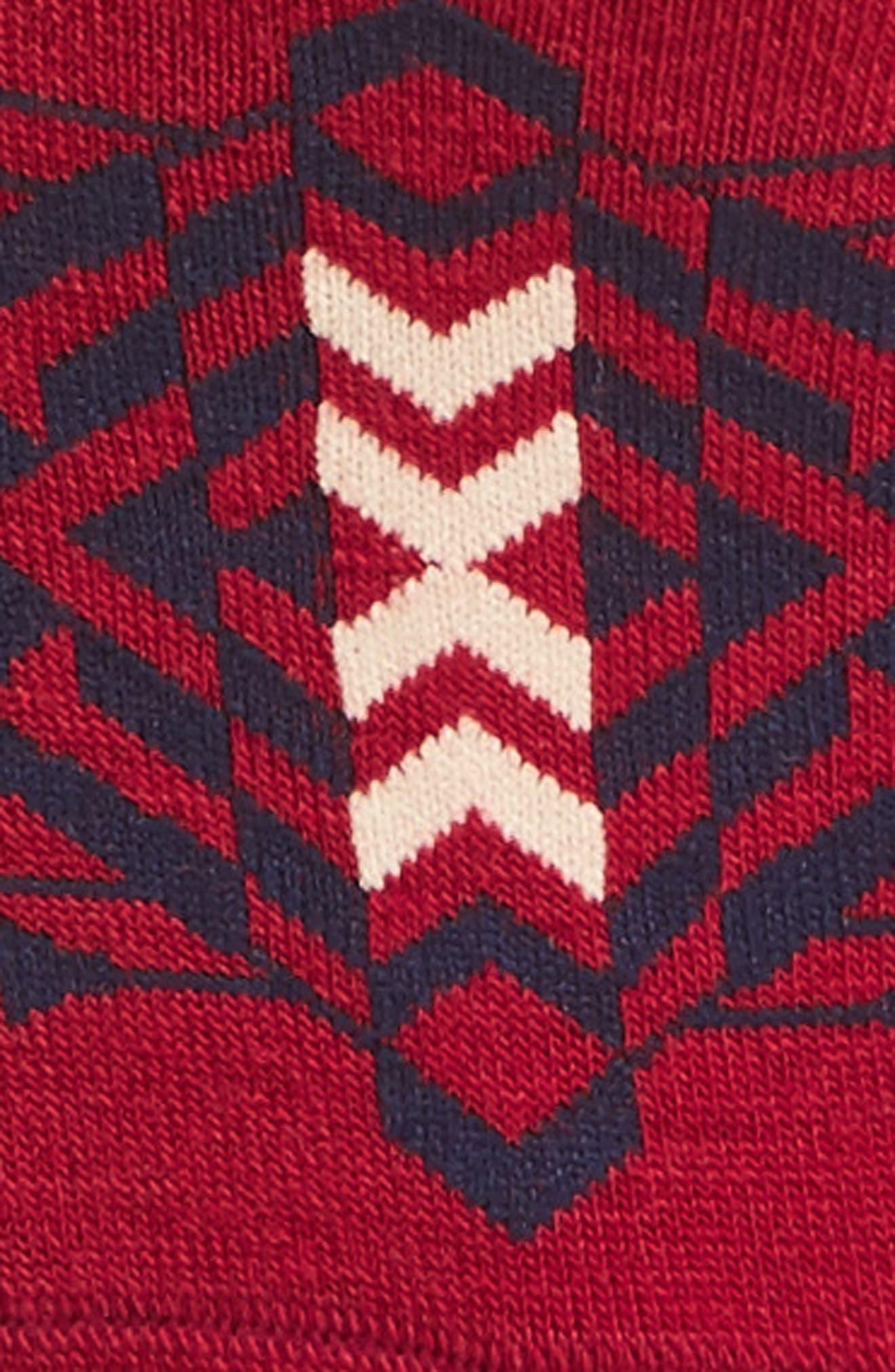 Tolovana No-Show Socks,                             Alternate thumbnail 3, color,                             600