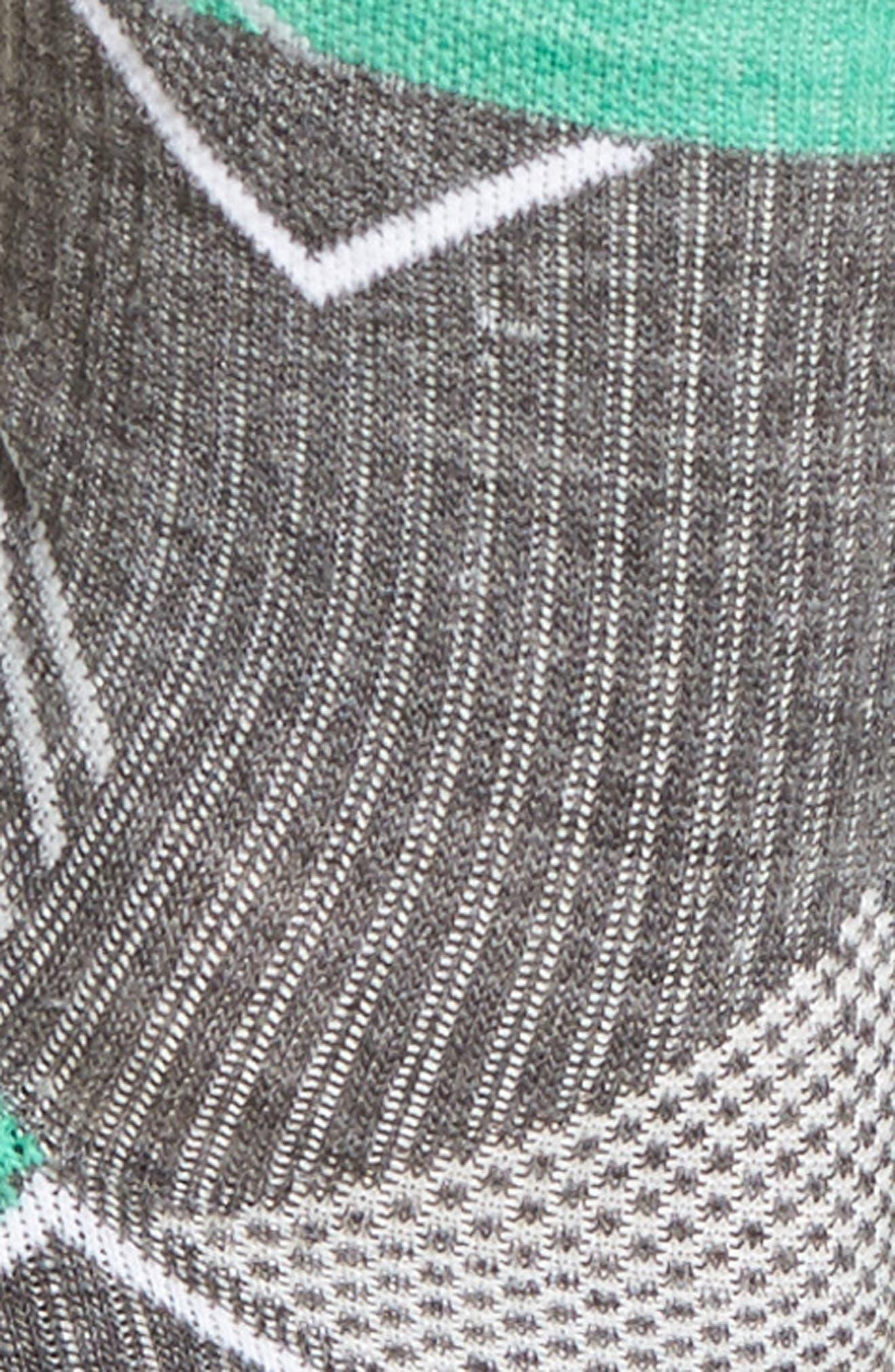 Quarter Socks,                             Alternate thumbnail 2, color,                             020