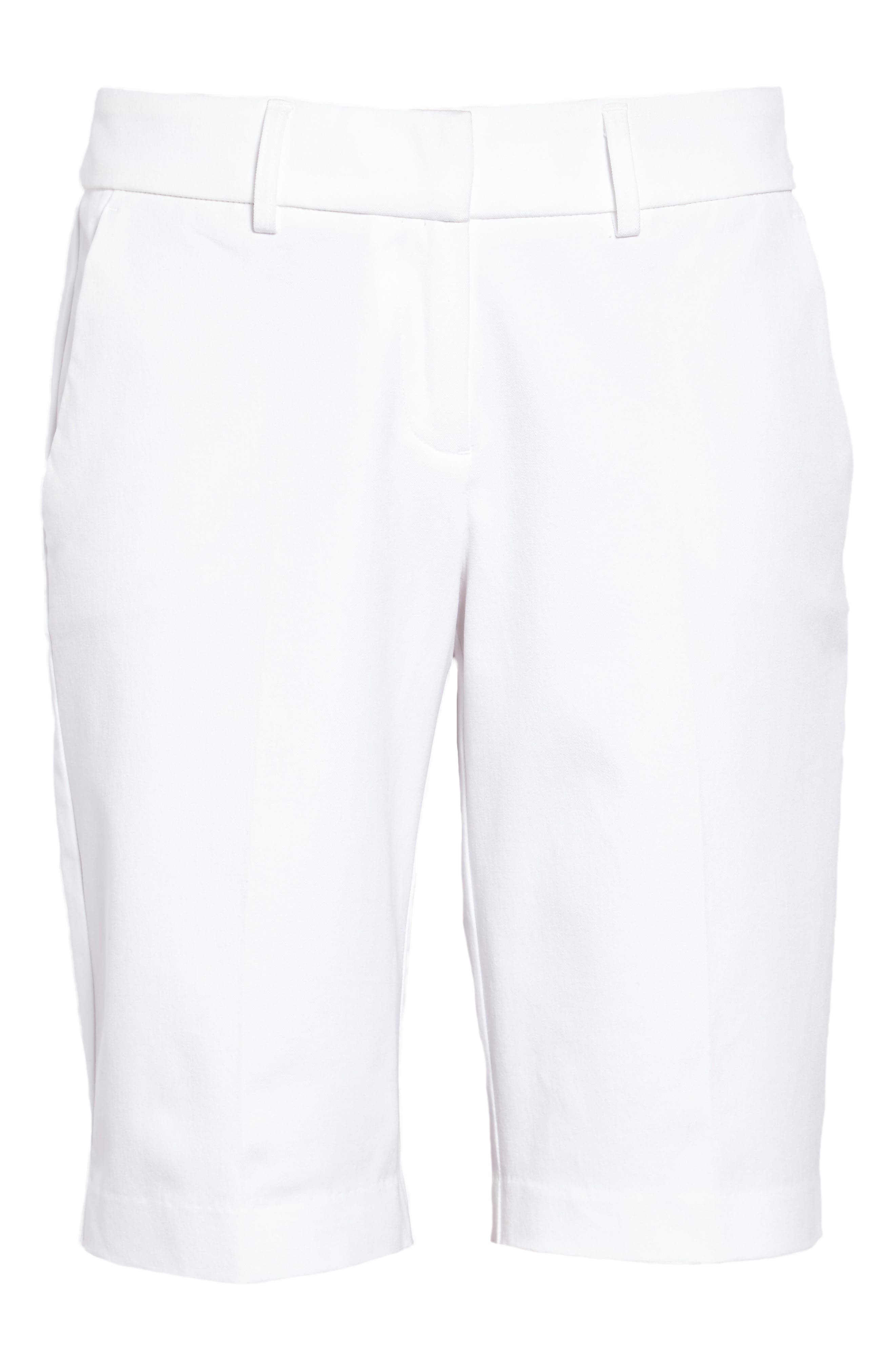 Stretch Bermuda Shorts,                             Alternate thumbnail 15, color,