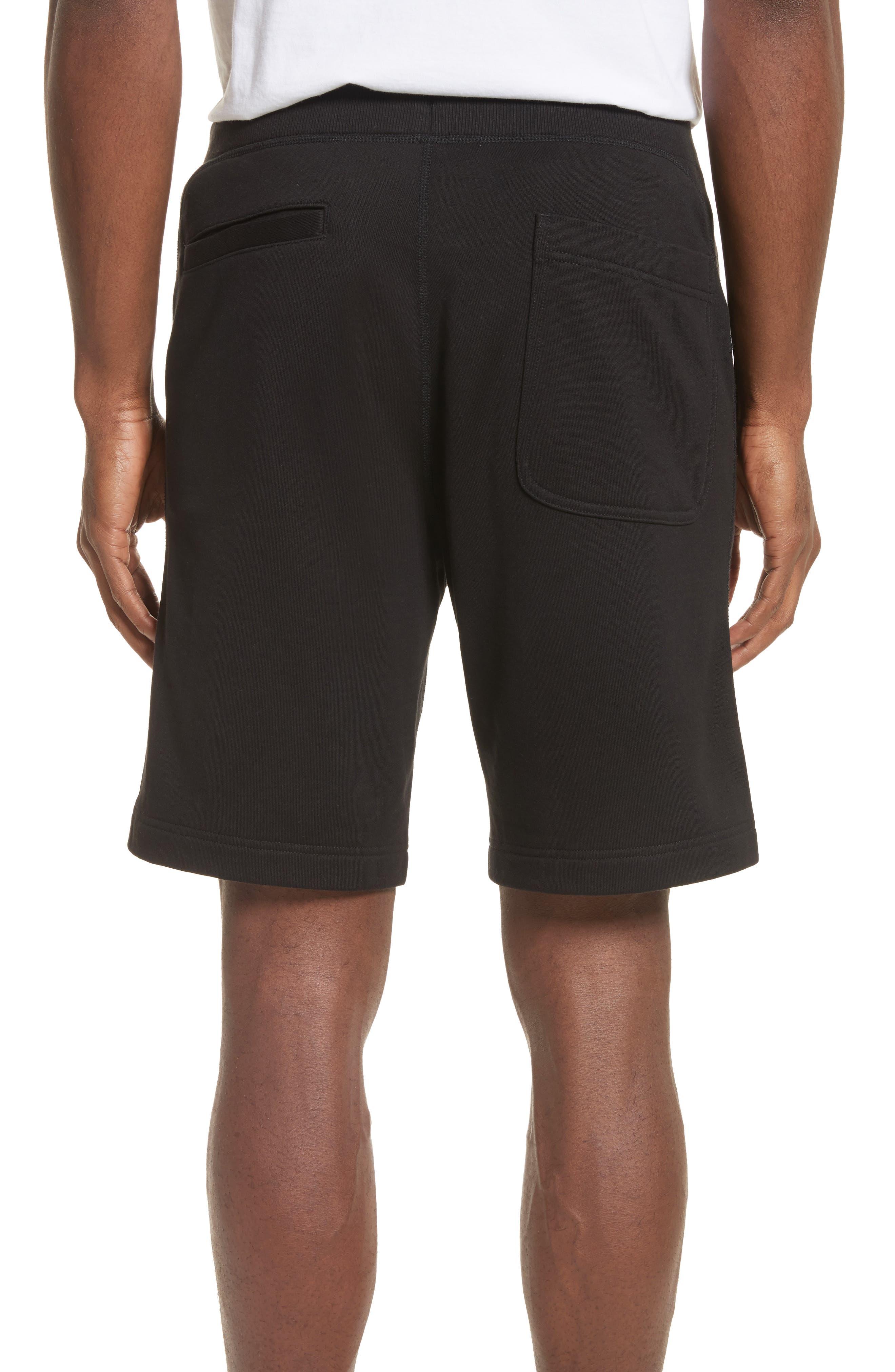x adidas Track Shorts,                             Alternate thumbnail 2, color,