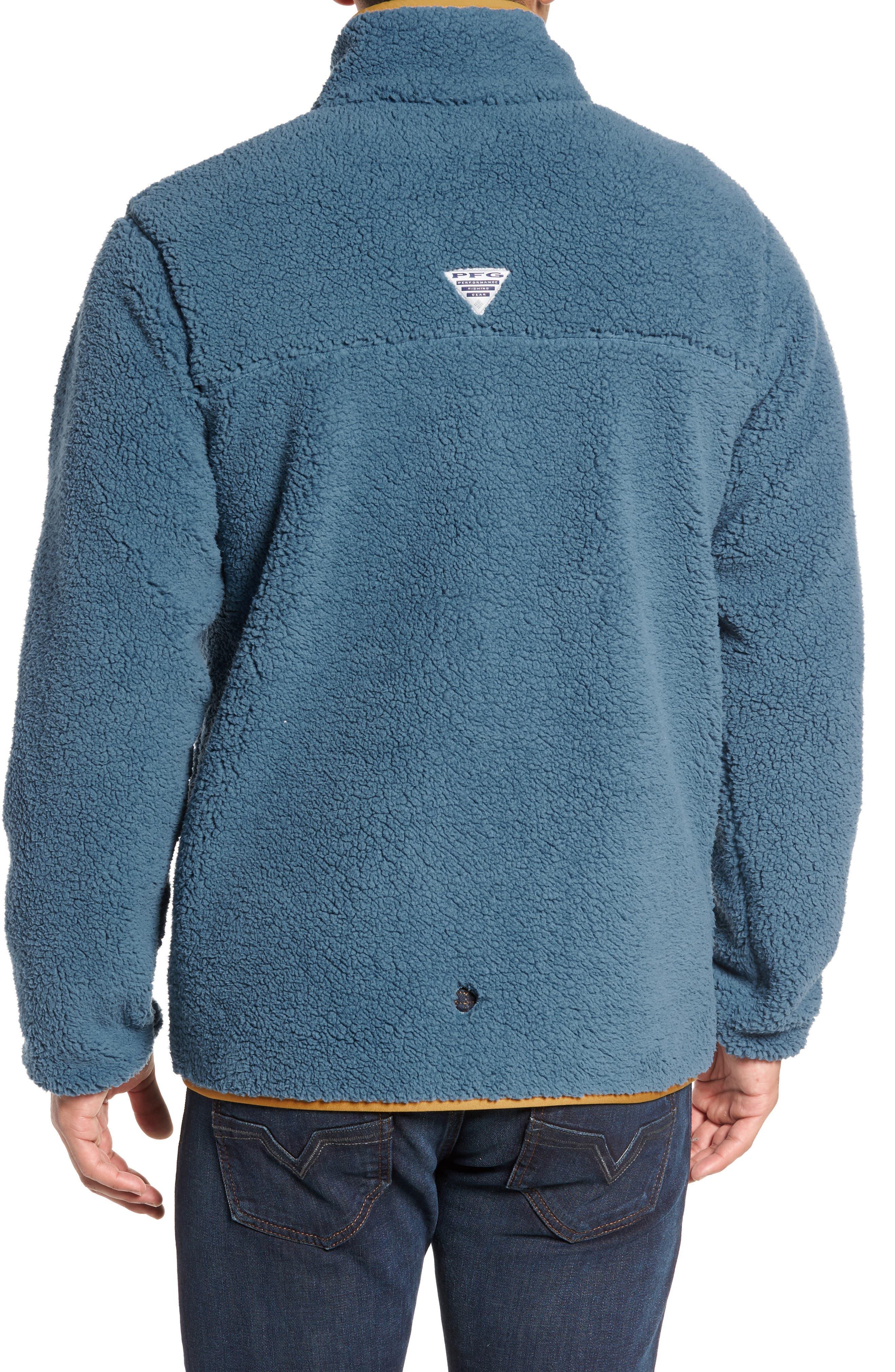 Harborside Fleece Jacket,                             Alternate thumbnail 8, color,