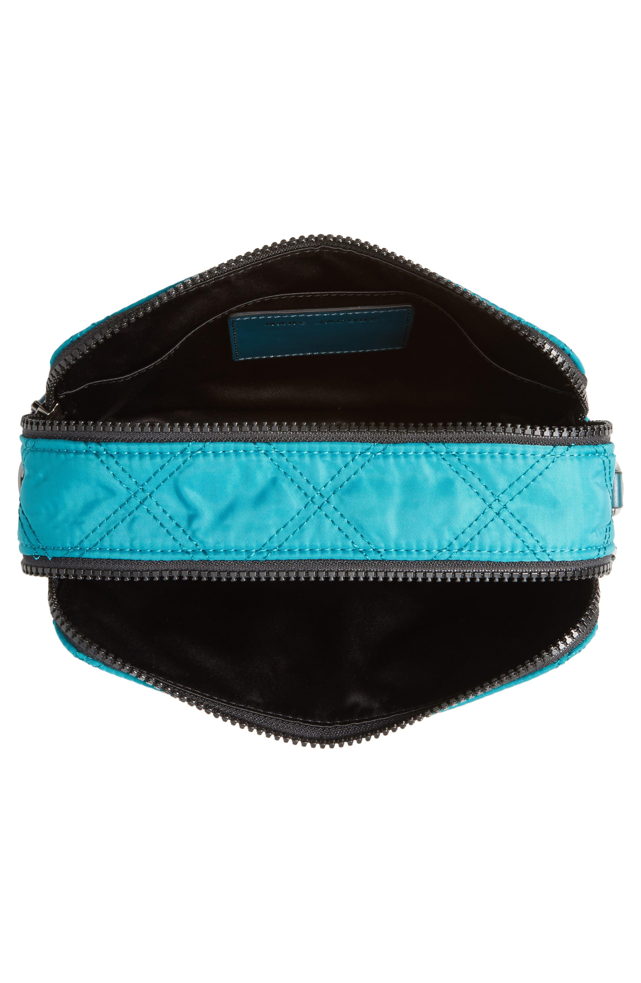 Nylon Knot Crossbody Bag,                             Alternate thumbnail 11, color,