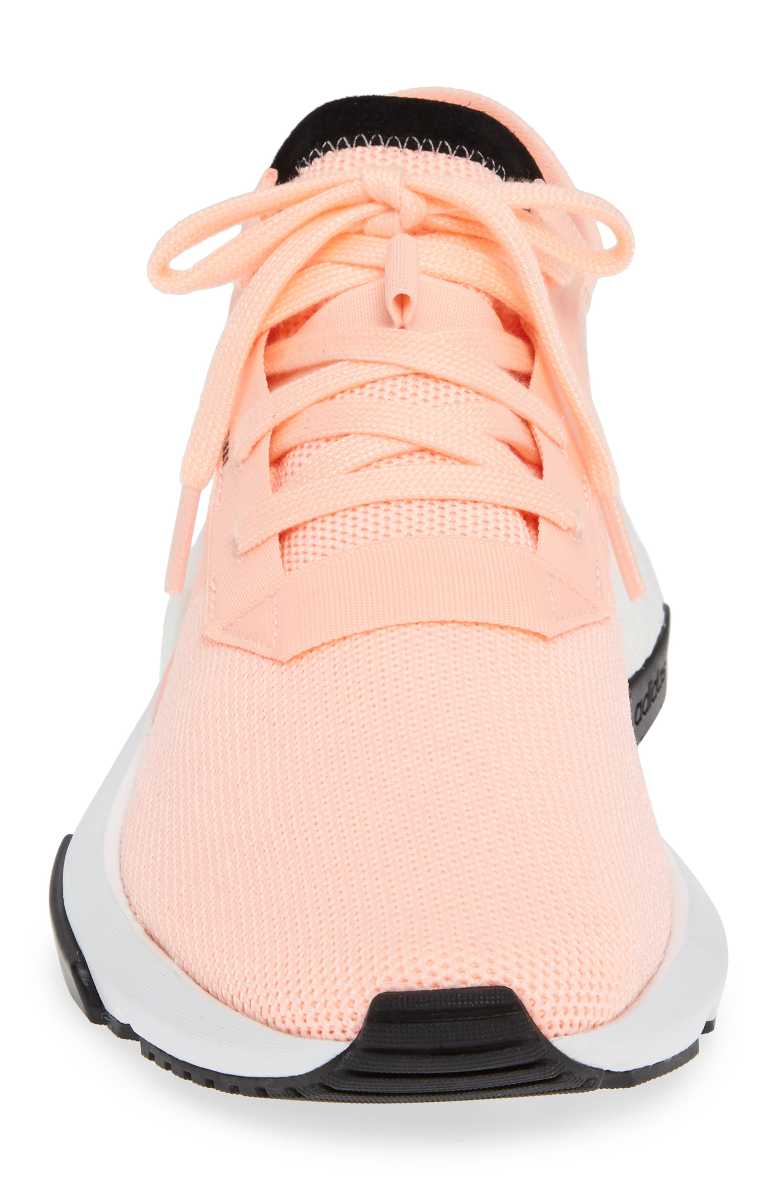 P.O.D.S3.1 Sneaker,                             Alternate thumbnail 4, color,                             CLEAR ORANGE/ BLACK
