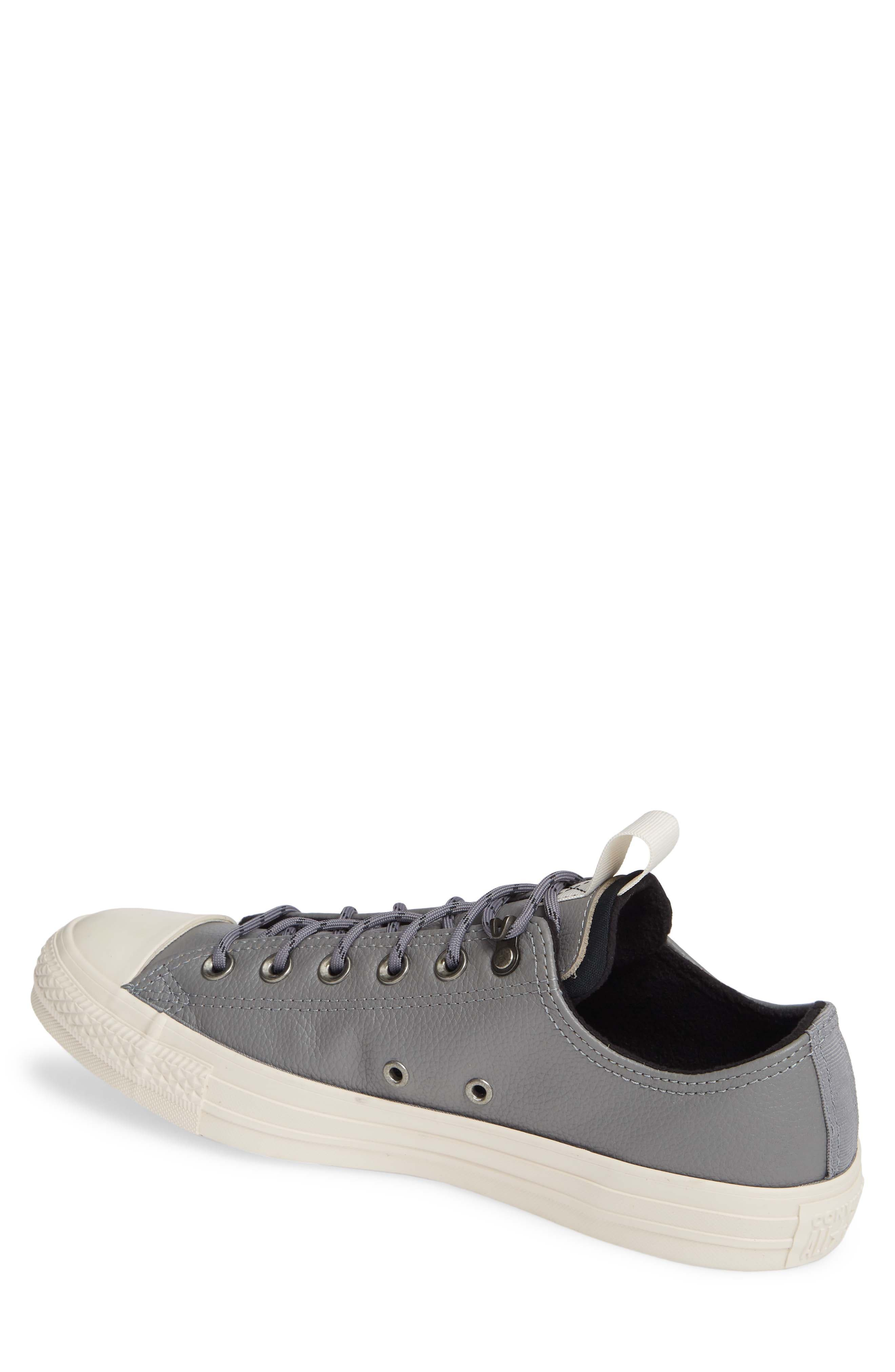 Chuck Taylor<sup>®</sup> All Star<sup>®</sup> Desert Storm Ox Sneaker,                             Alternate thumbnail 2, color,                             WHITE/ LIGHT FAWN/ EGRET