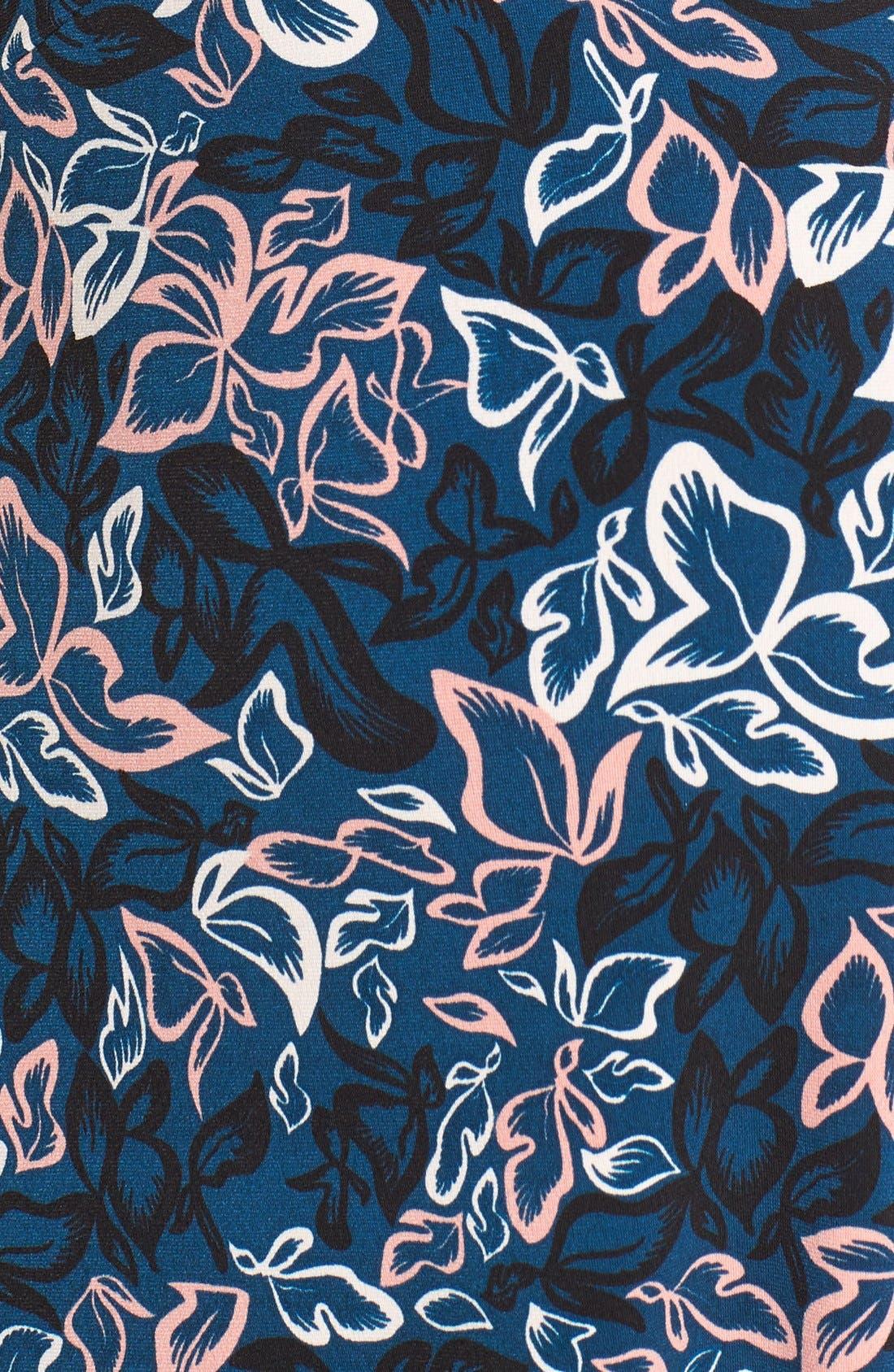 'Sweetheart' Maternity Dress,                             Alternate thumbnail 4, color,                             405
