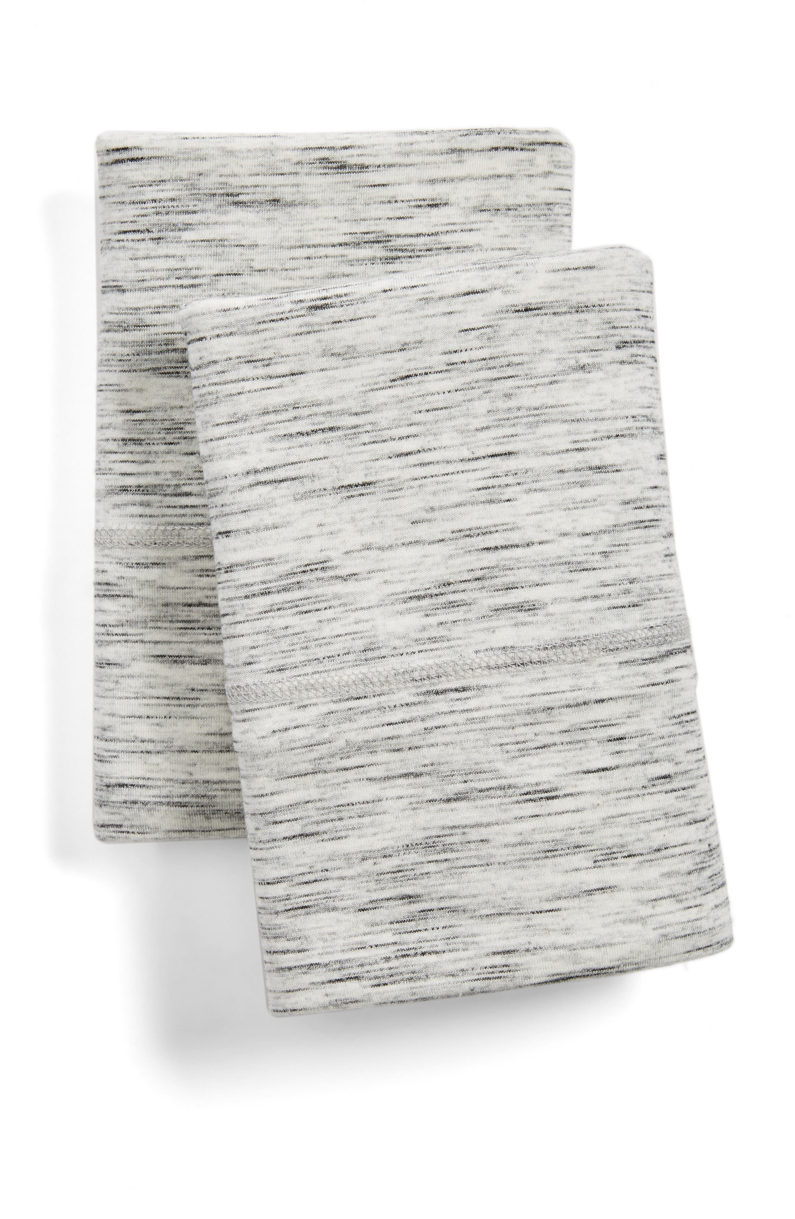 Calvin Klein Strata Pillowcases,                         Main,                         color, MARBLE