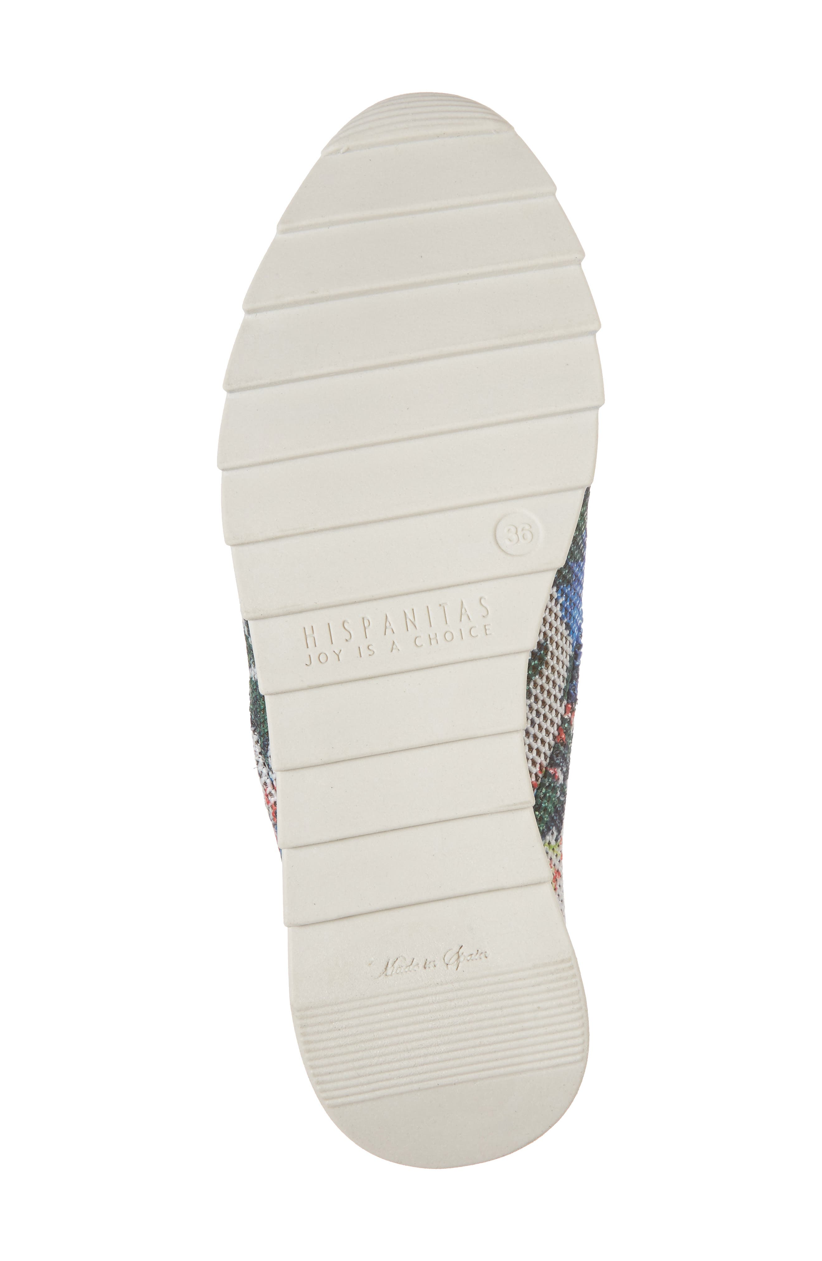 Breezi Perforated Sneaker,                             Alternate thumbnail 6, color,                             GINSEN LEATHER