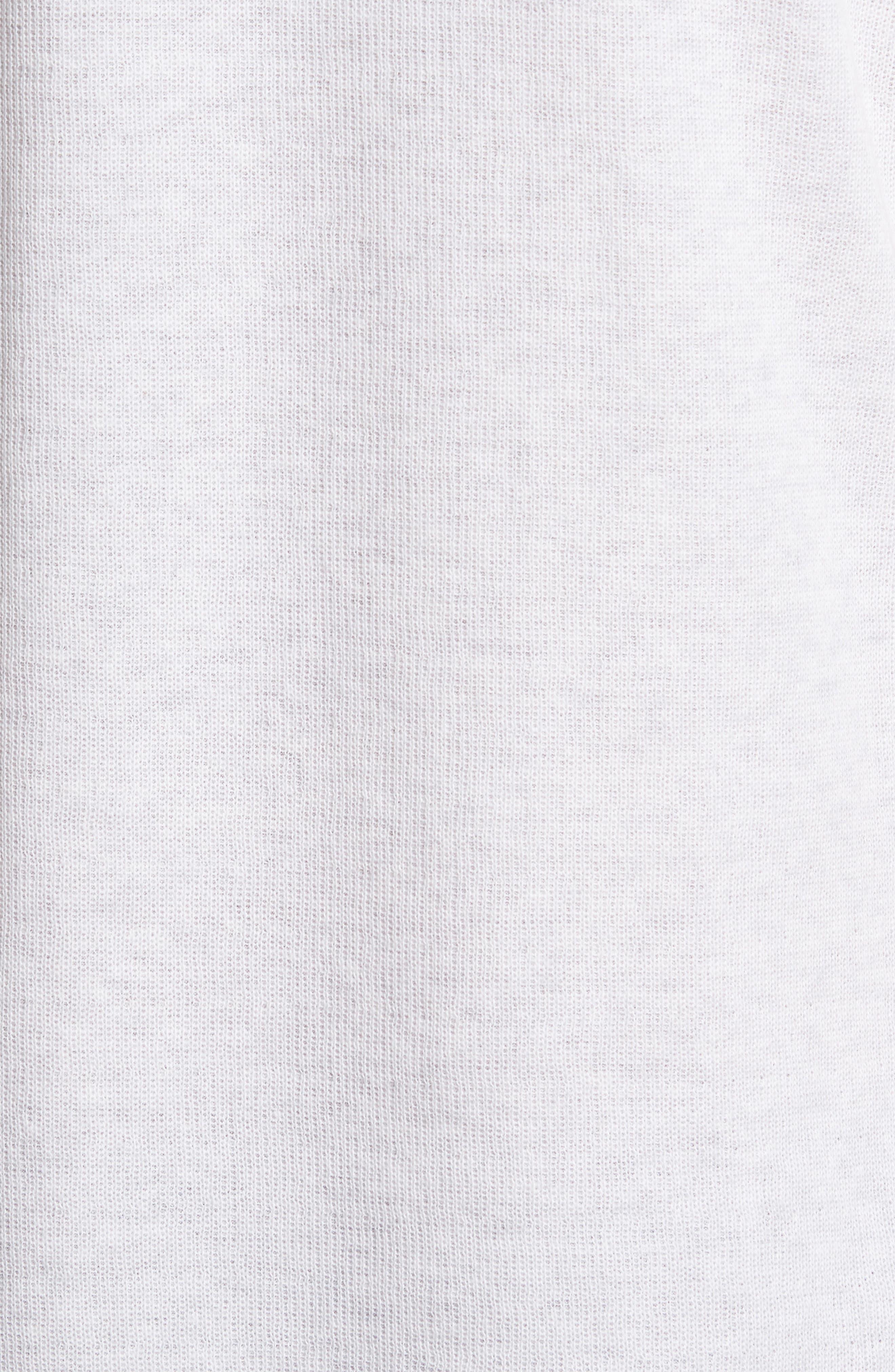 Double Knit Long Sleeve T-Shirt,                             Alternate thumbnail 23, color,