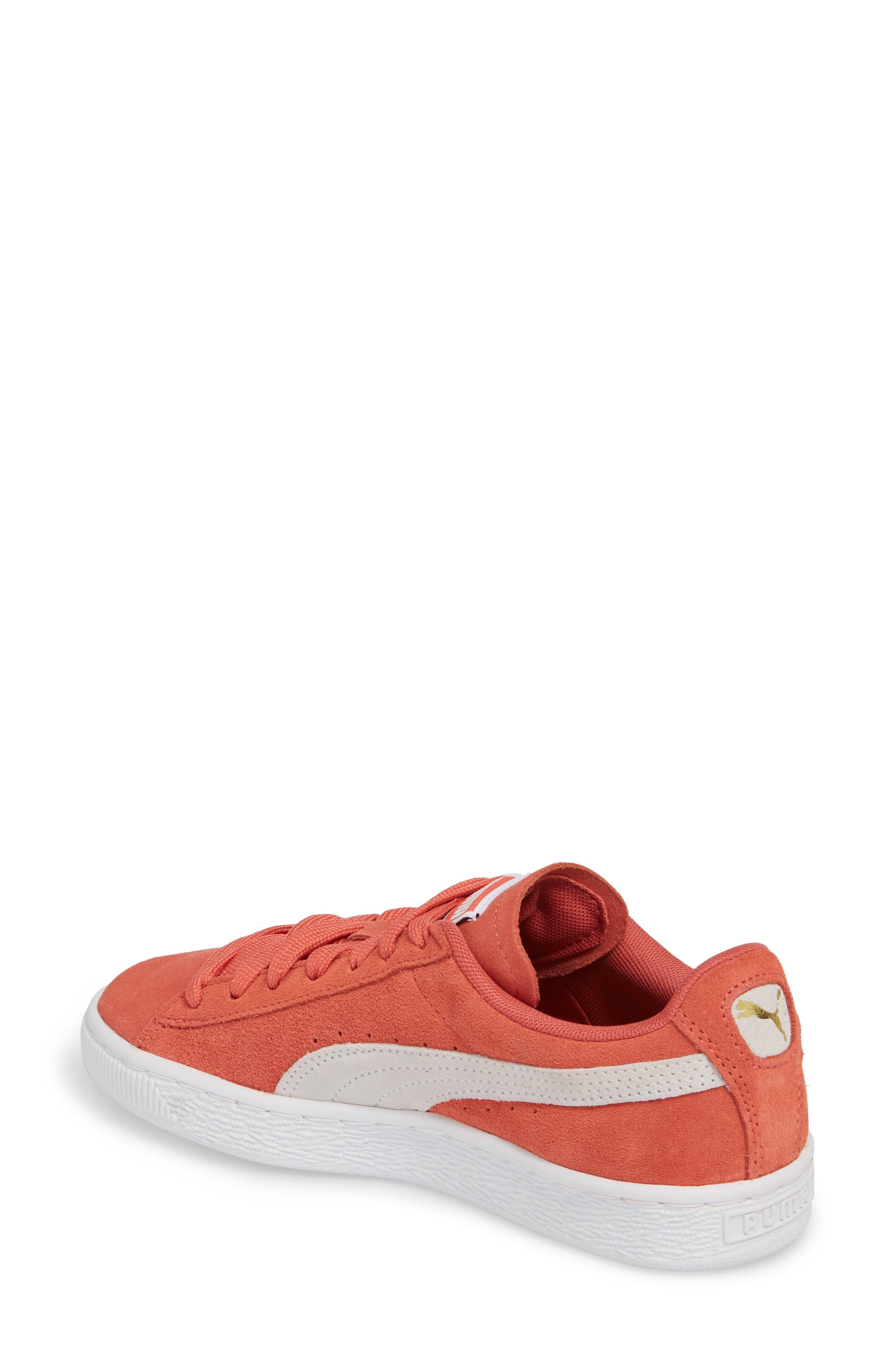 Suede Sneaker,                             Alternate thumbnail 33, color,