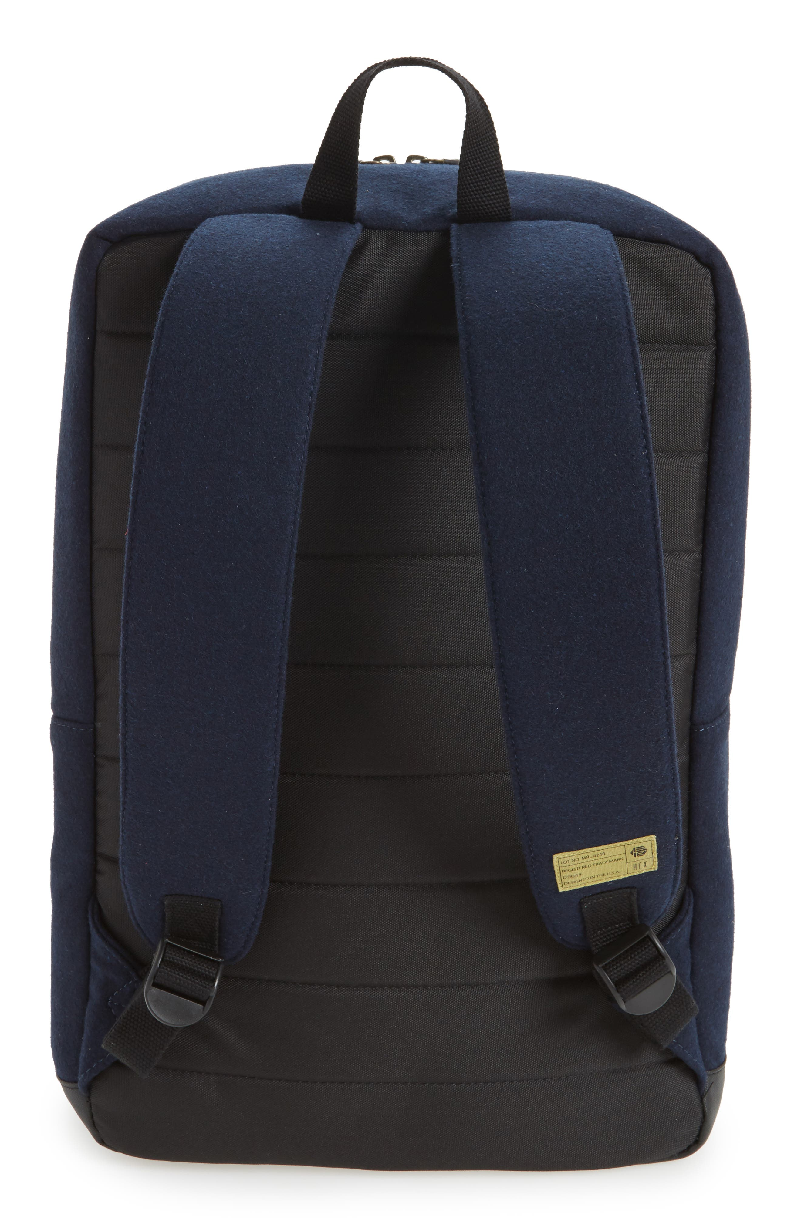 Radar Origin Water Resistant Commuter/Travel Laptop Backpack,                             Alternate thumbnail 3, color,                             410