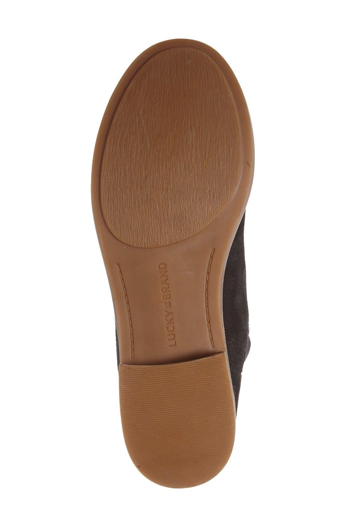 'Noahh' Chelsea Boot,                             Alternate thumbnail 4, color,                             005