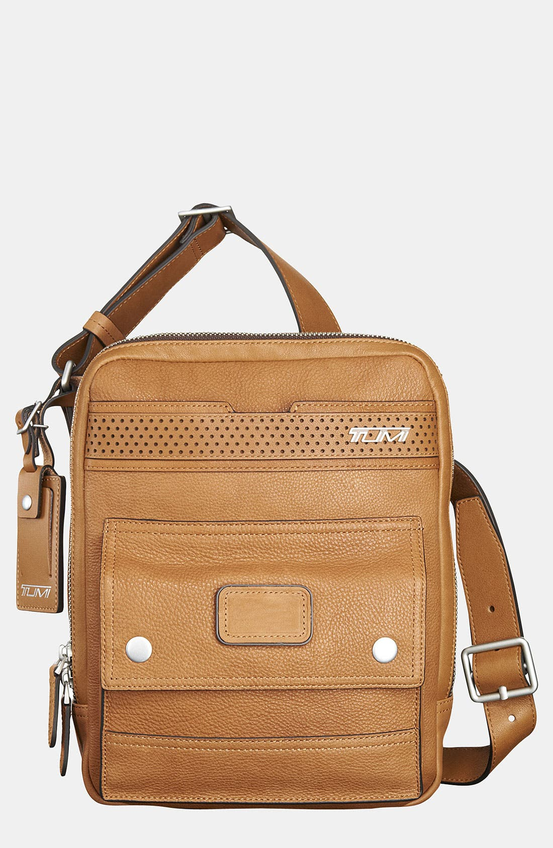 'Ducati Retro - Bronco' Crossbody Bag, Main, color, 219