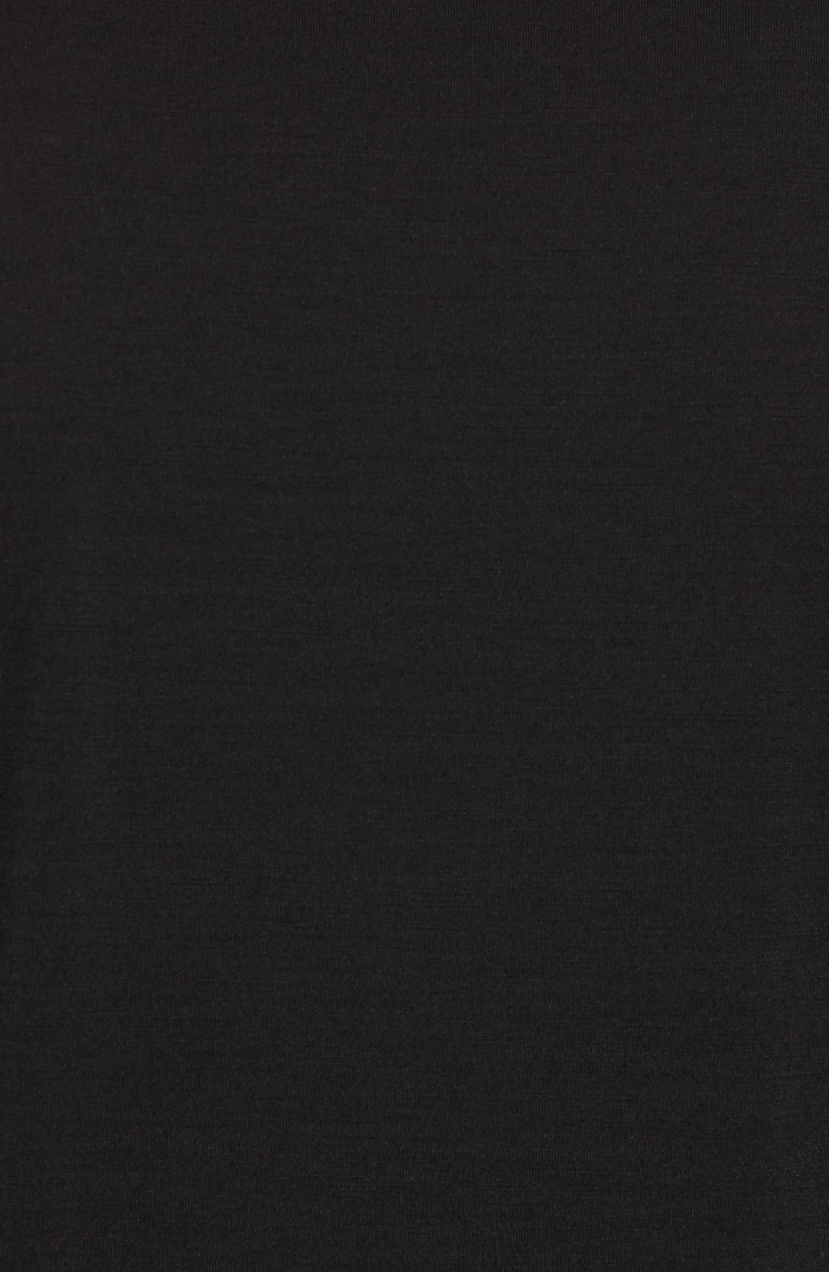 Merino 150 Wool Blend T-Shirt,                             Alternate thumbnail 5, color,                             001
