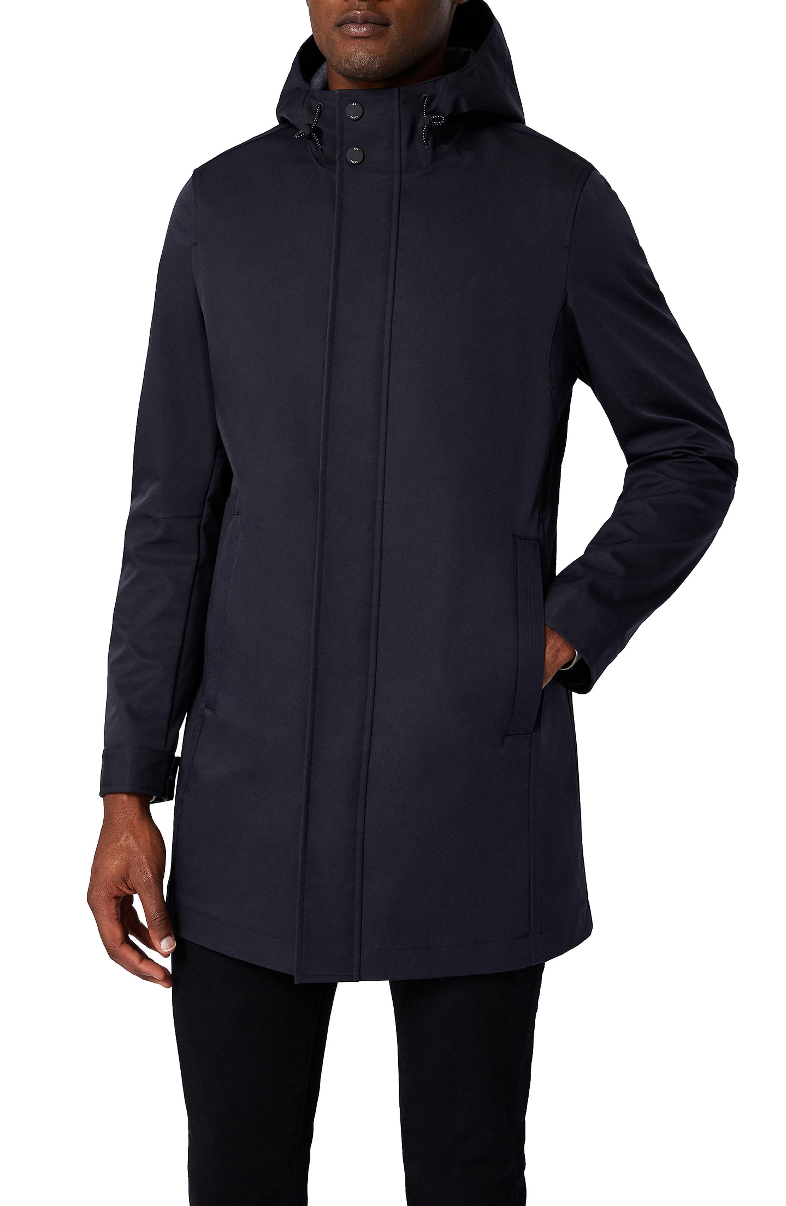 Vernett Hooded Jacket,                         Main,                         color, 410