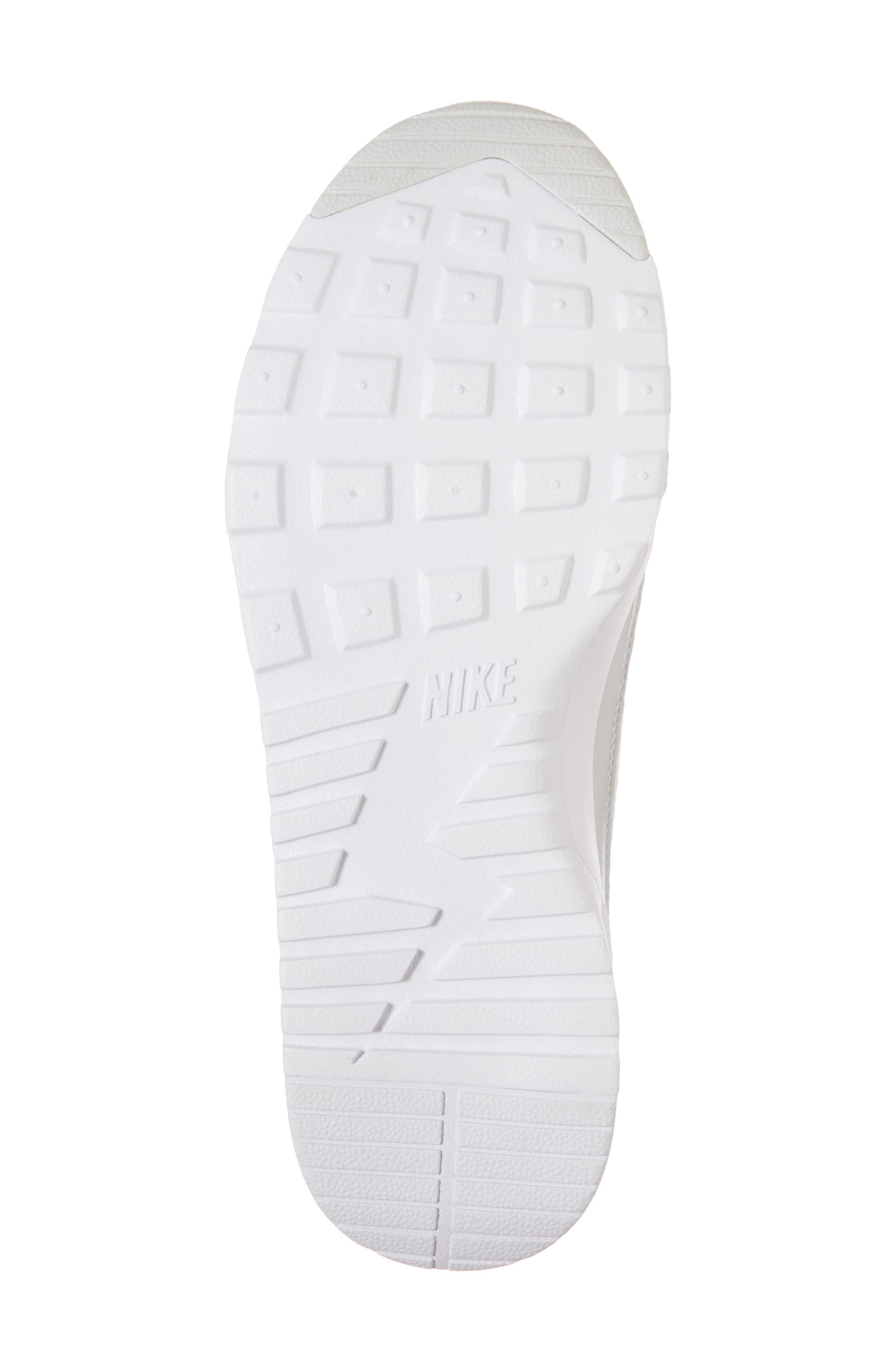 Air Max Thea Sneaker,                             Alternate thumbnail 6, color,                             ATMOSPHERE GREY/ WHITE